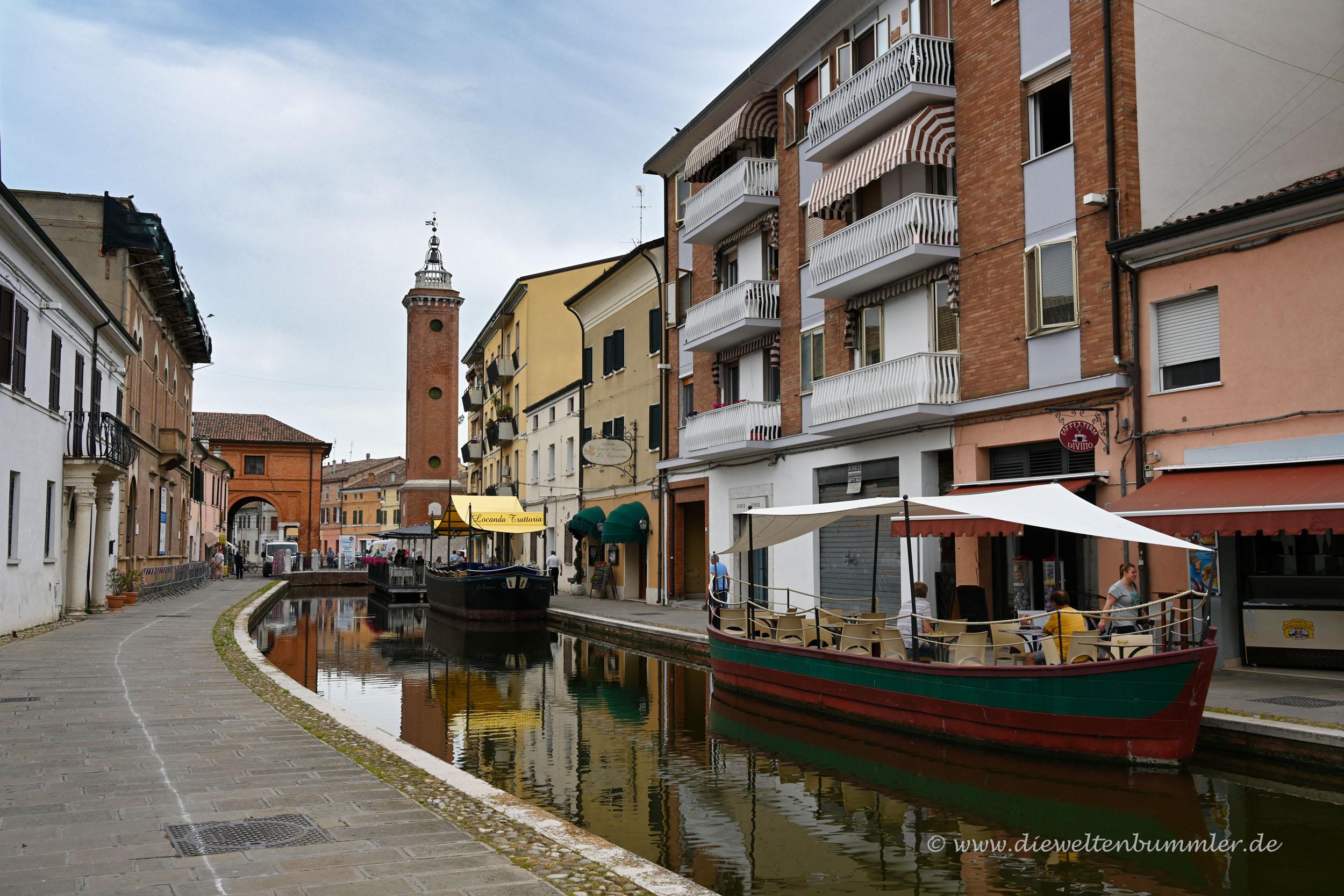 Altstadt mit Kanälen