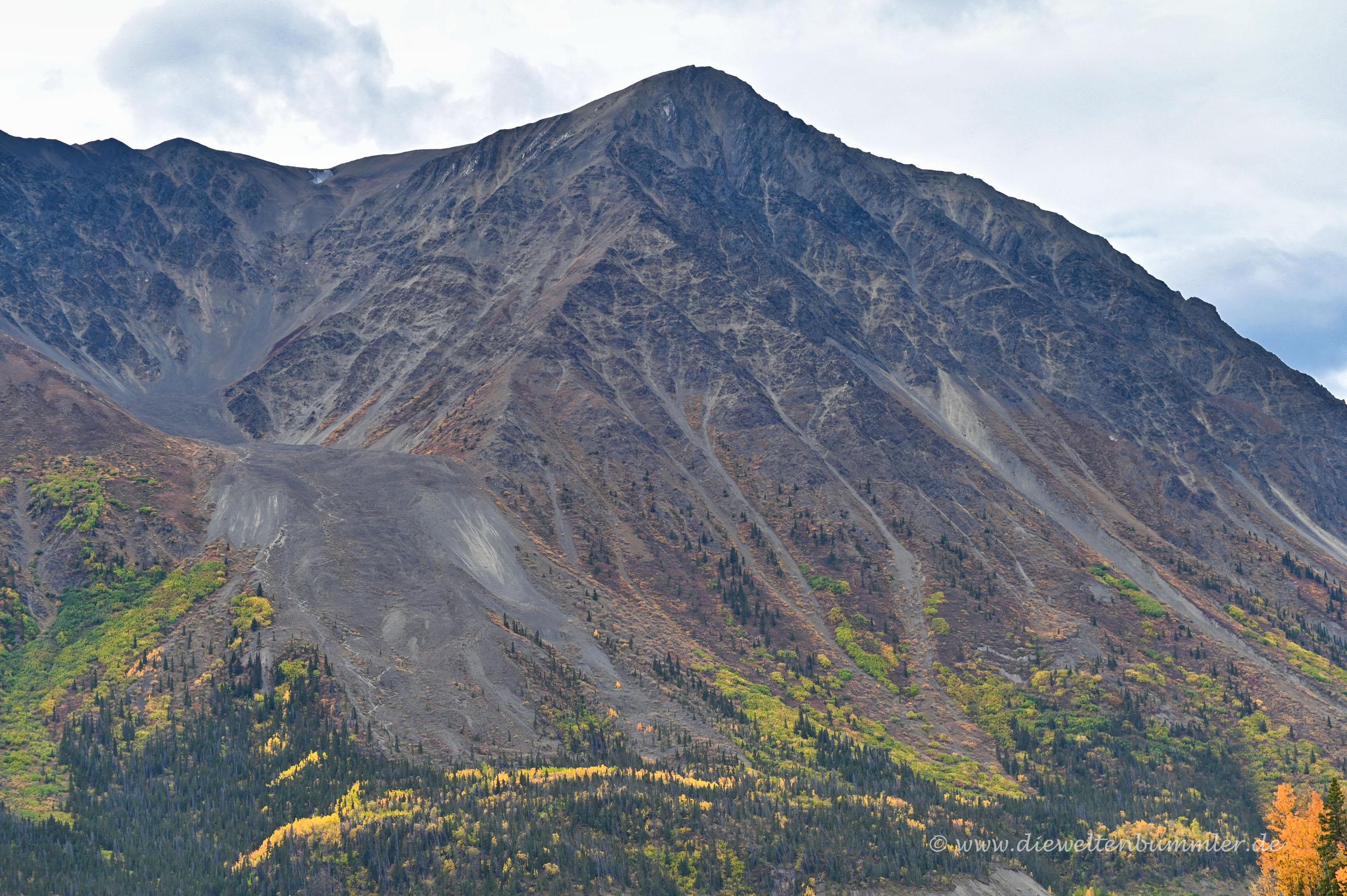 Berg im Kluane Nationalpark