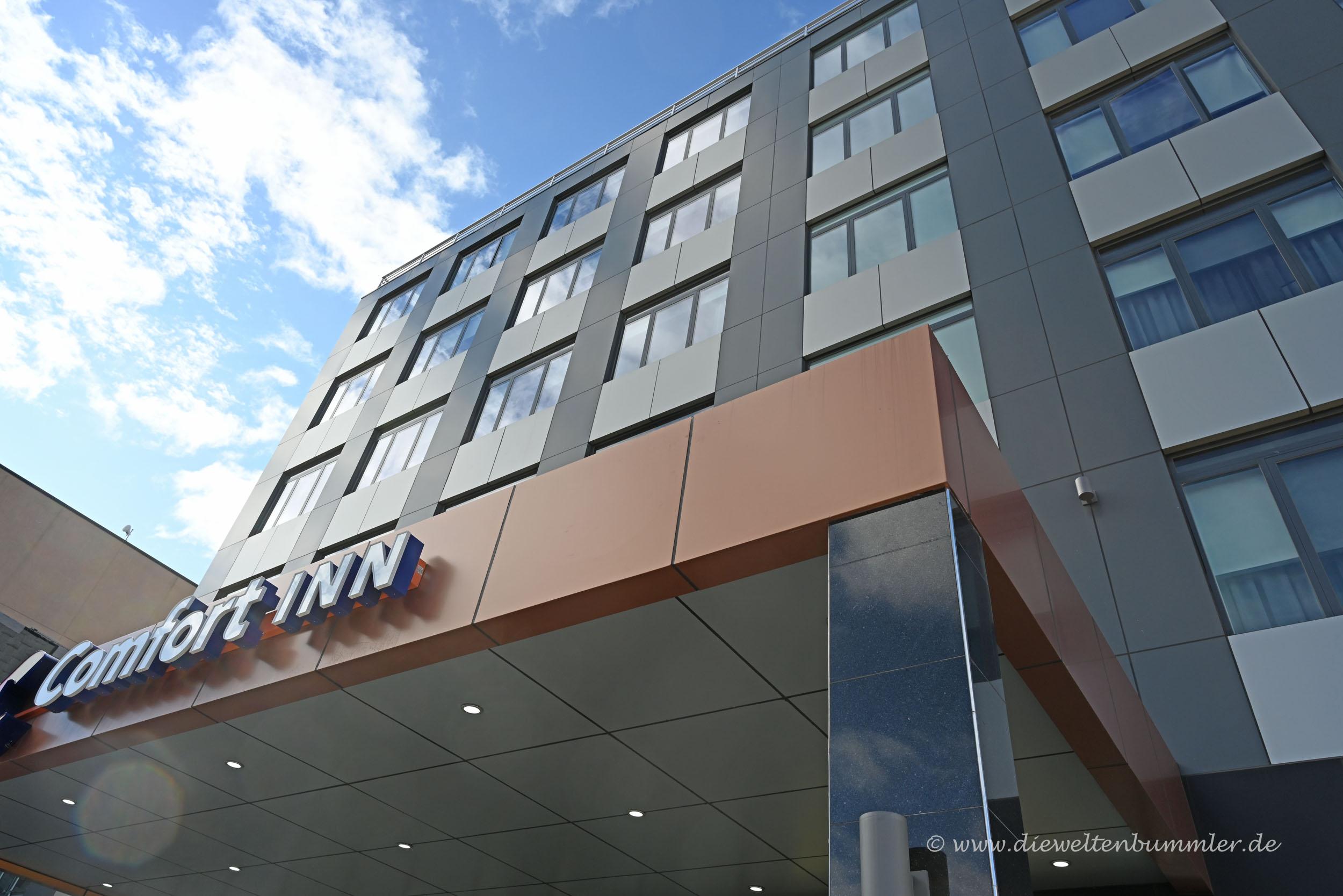 Comfort Inn in Brooklyn