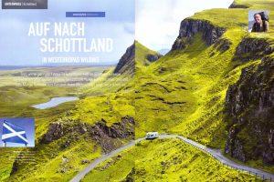 Zeitschriftenartikel Schottland