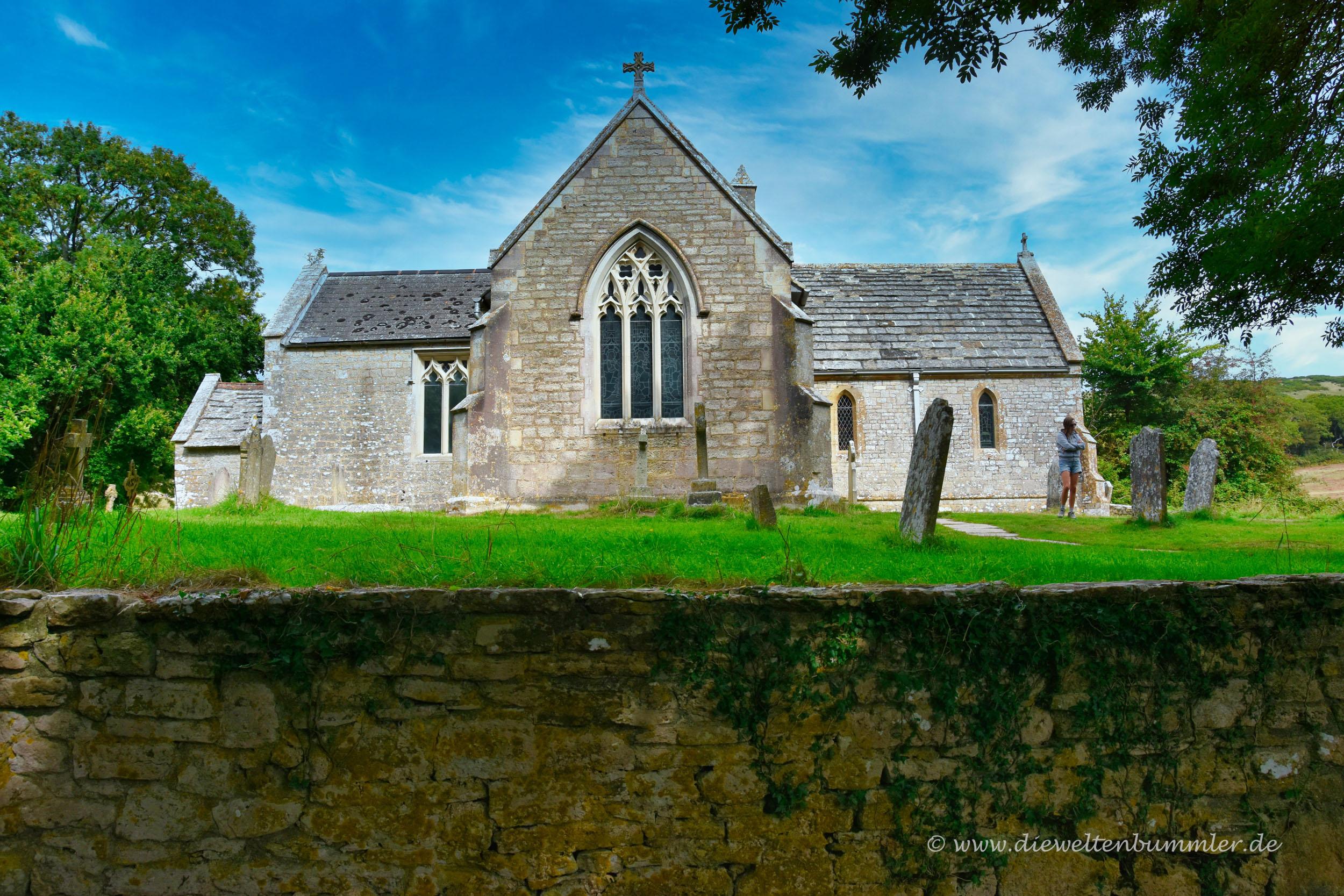 Alte Kirche in Tyneham
