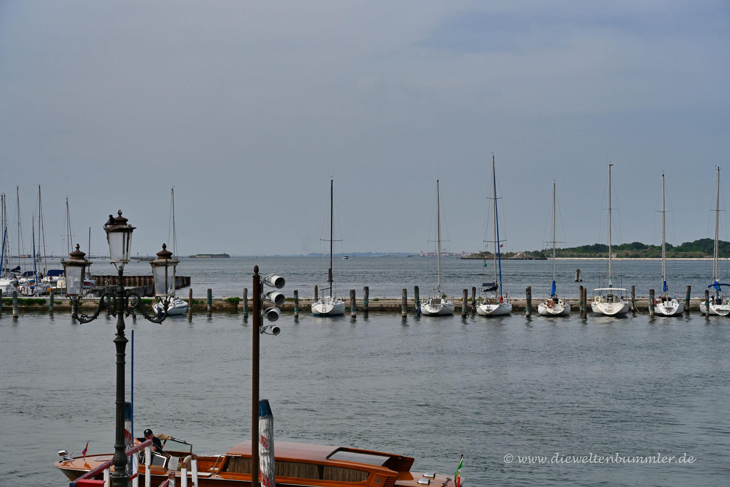 Blick bis Venedig
