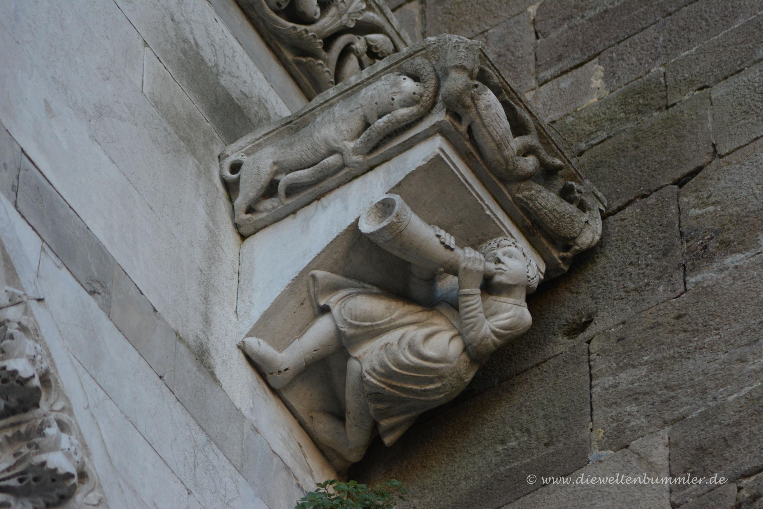 Details an der Kirche