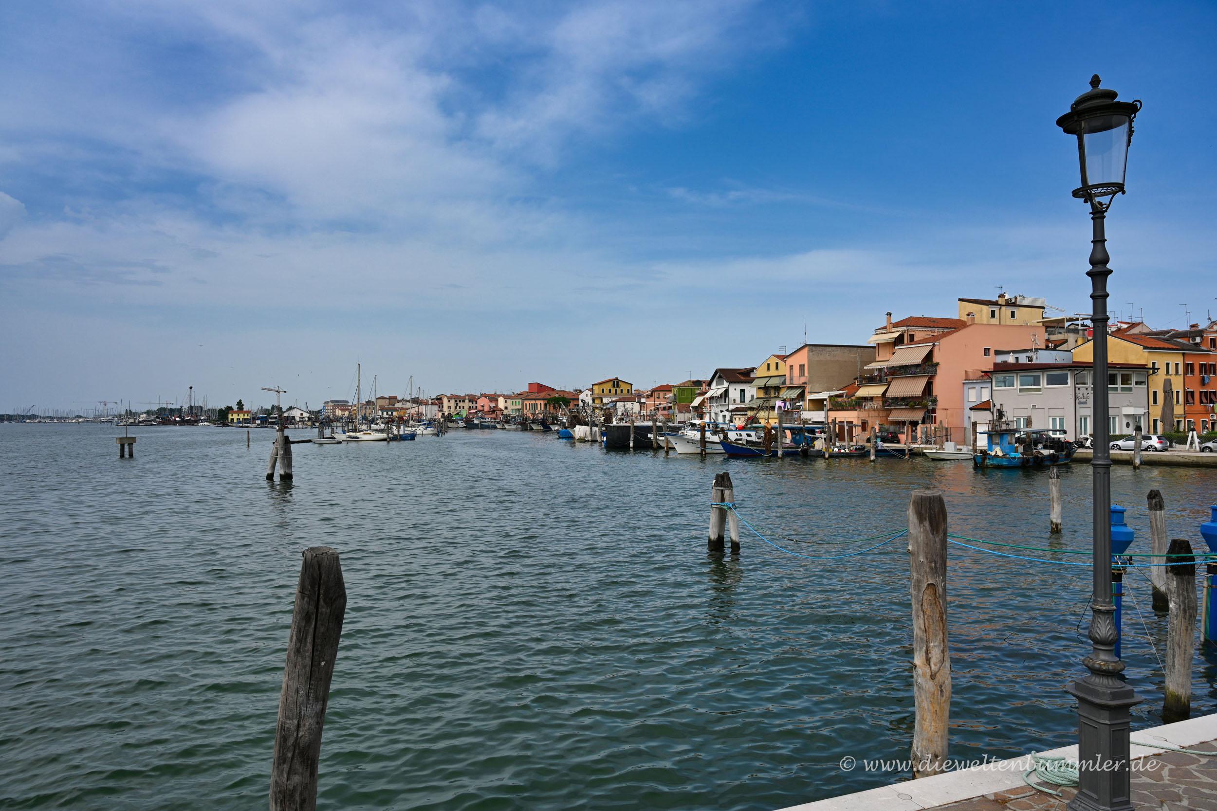 Hafen in Chioggia