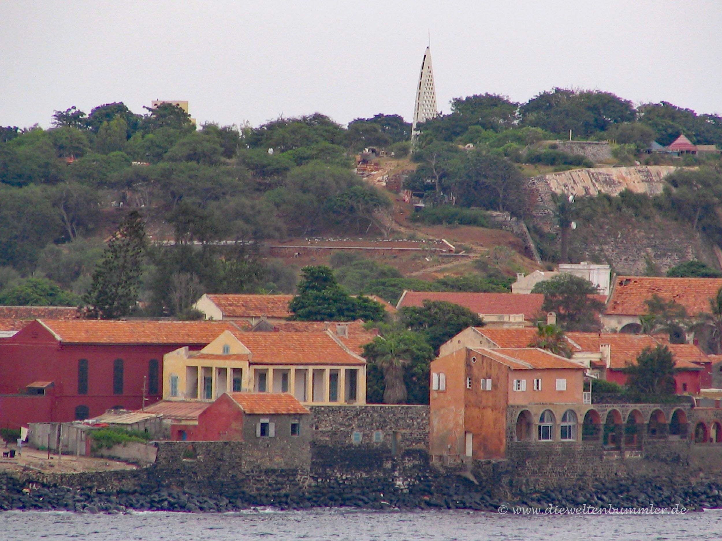 Mémorial Gorée-Almadies