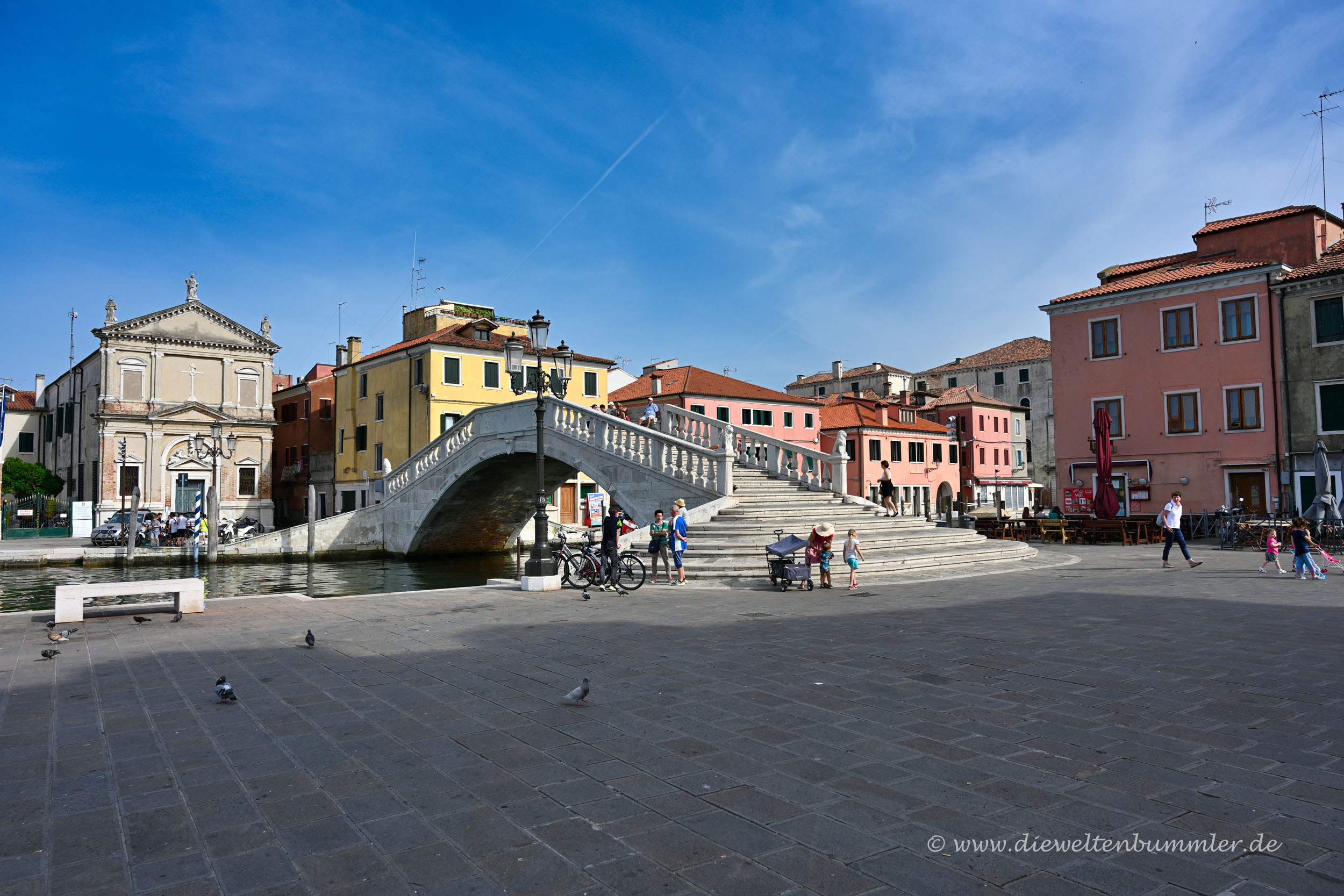 Ponte di Vigo in Chioggia