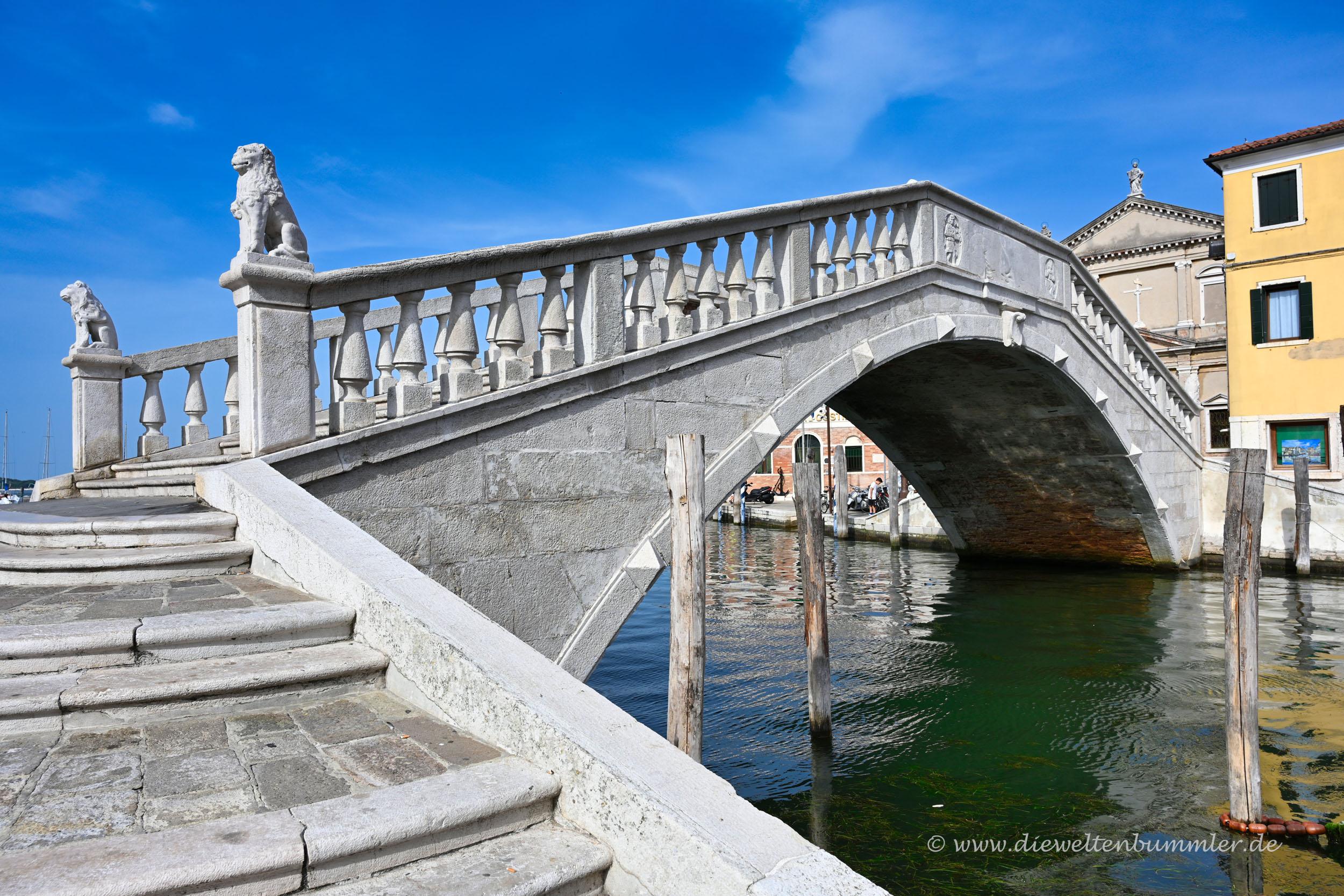 Schöne Ponte di Vigo