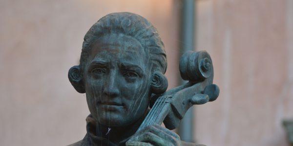 Skulptur von Luigi Boccherini