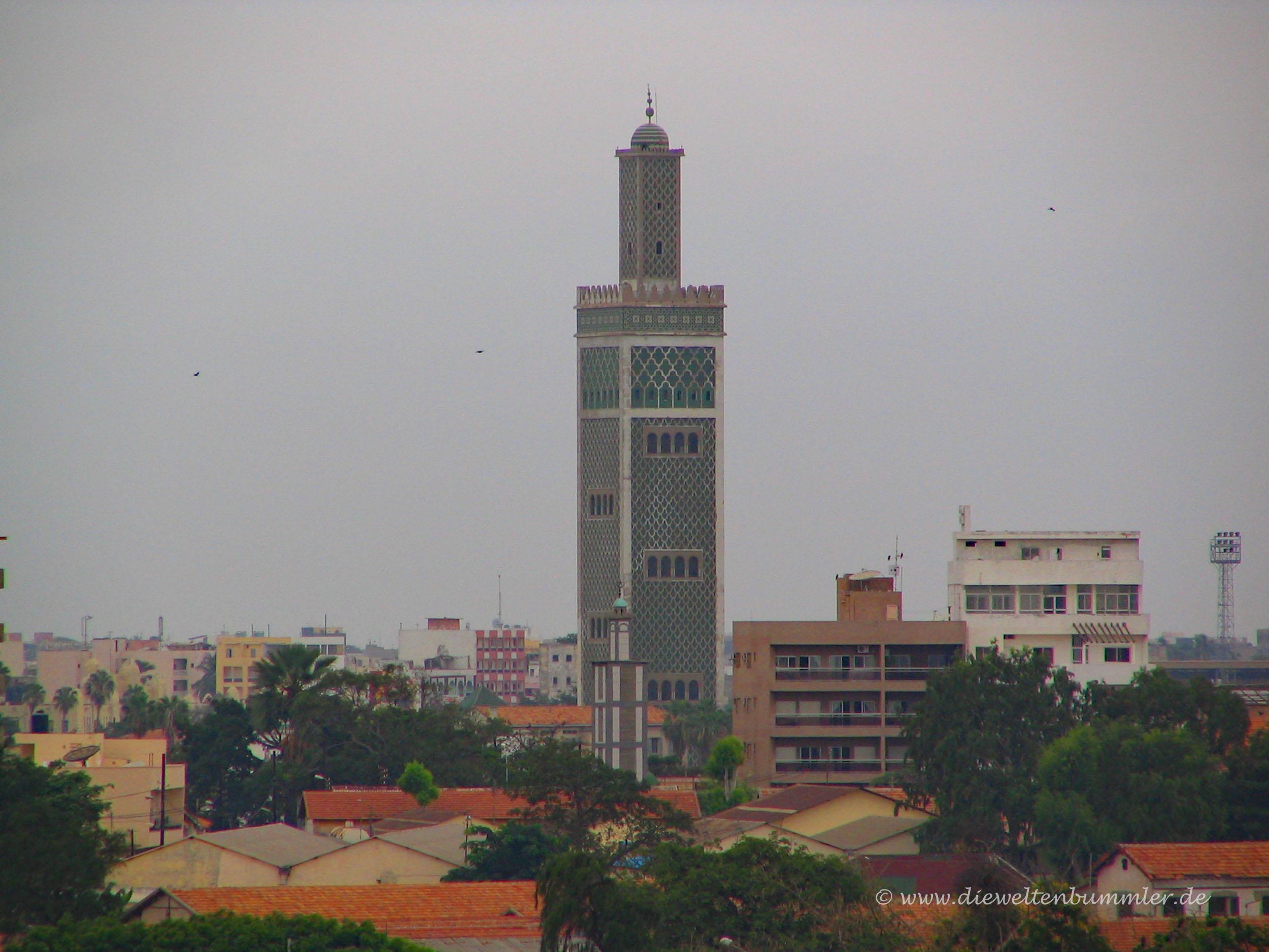 Turm der Großen Moschee