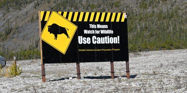 Warnhinweis in Kanada