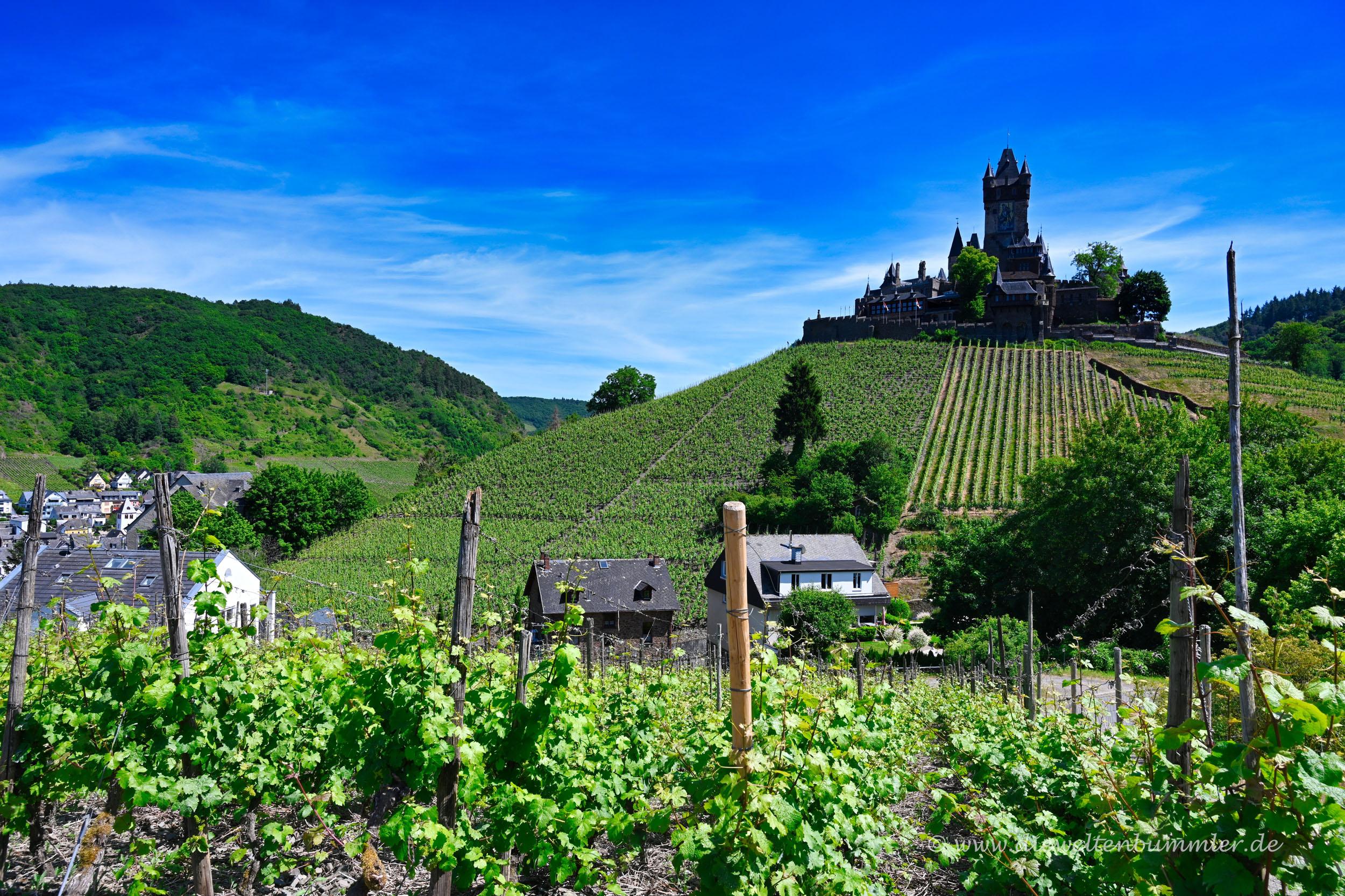 Die Reichsburg von Cochem