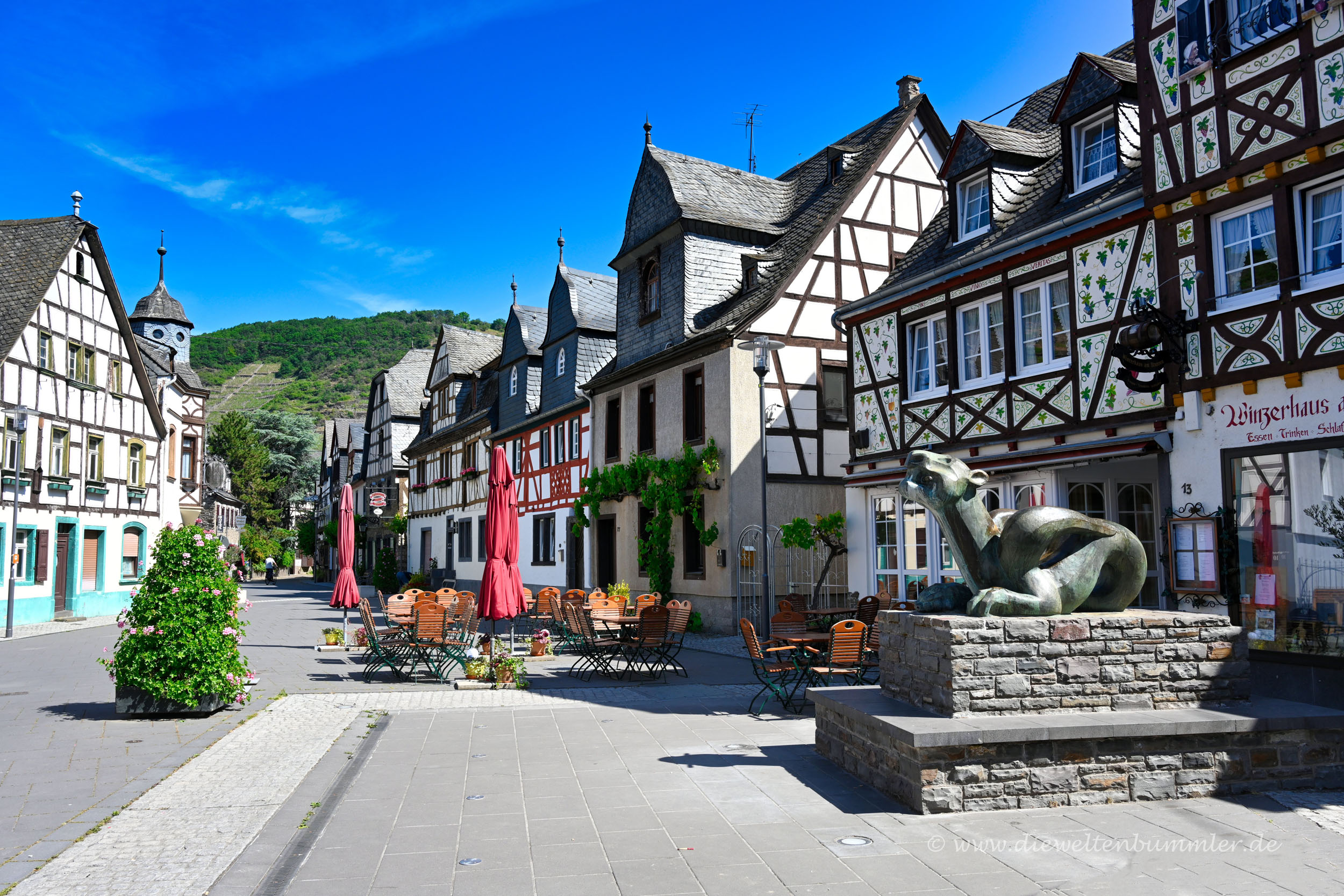 Fachwerk in Kobern-Gondorf