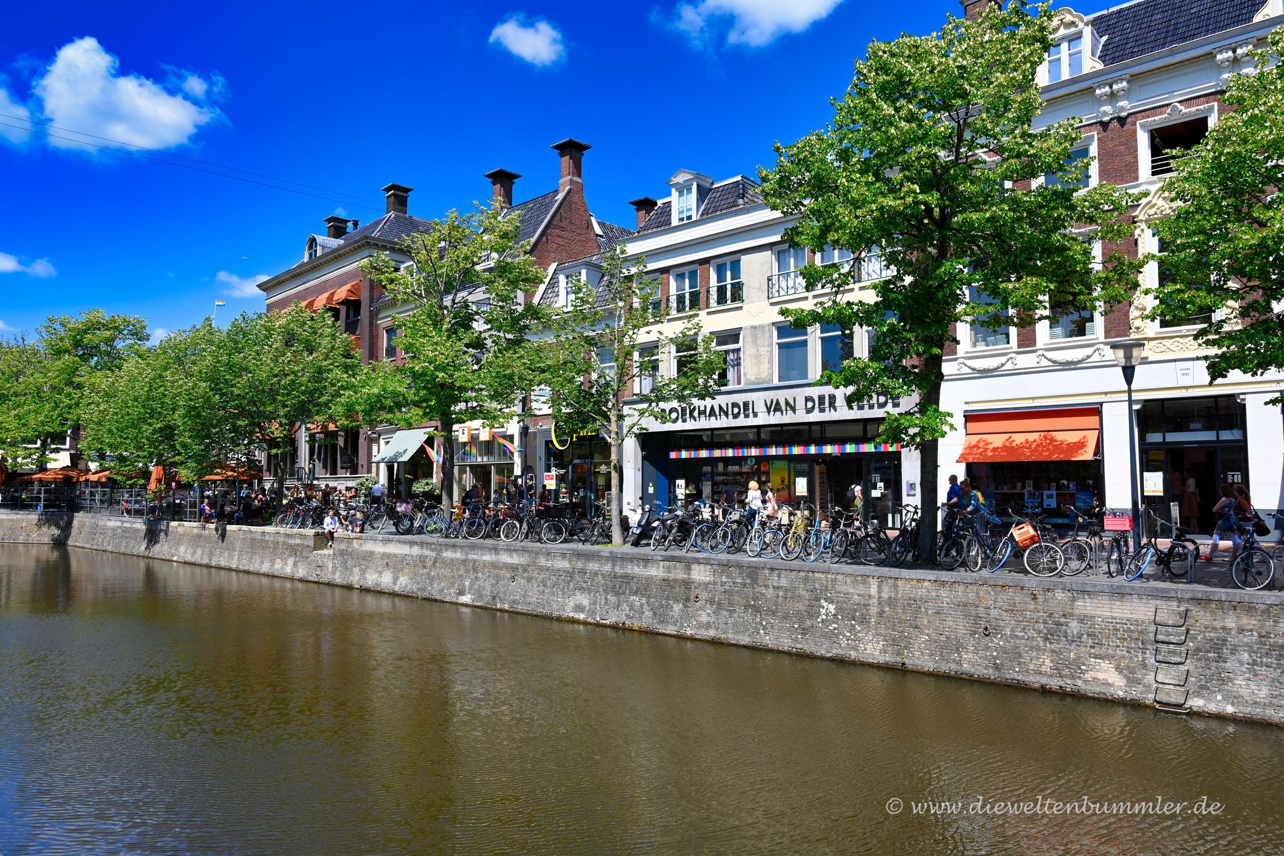Innenstadt von Leeuwarden