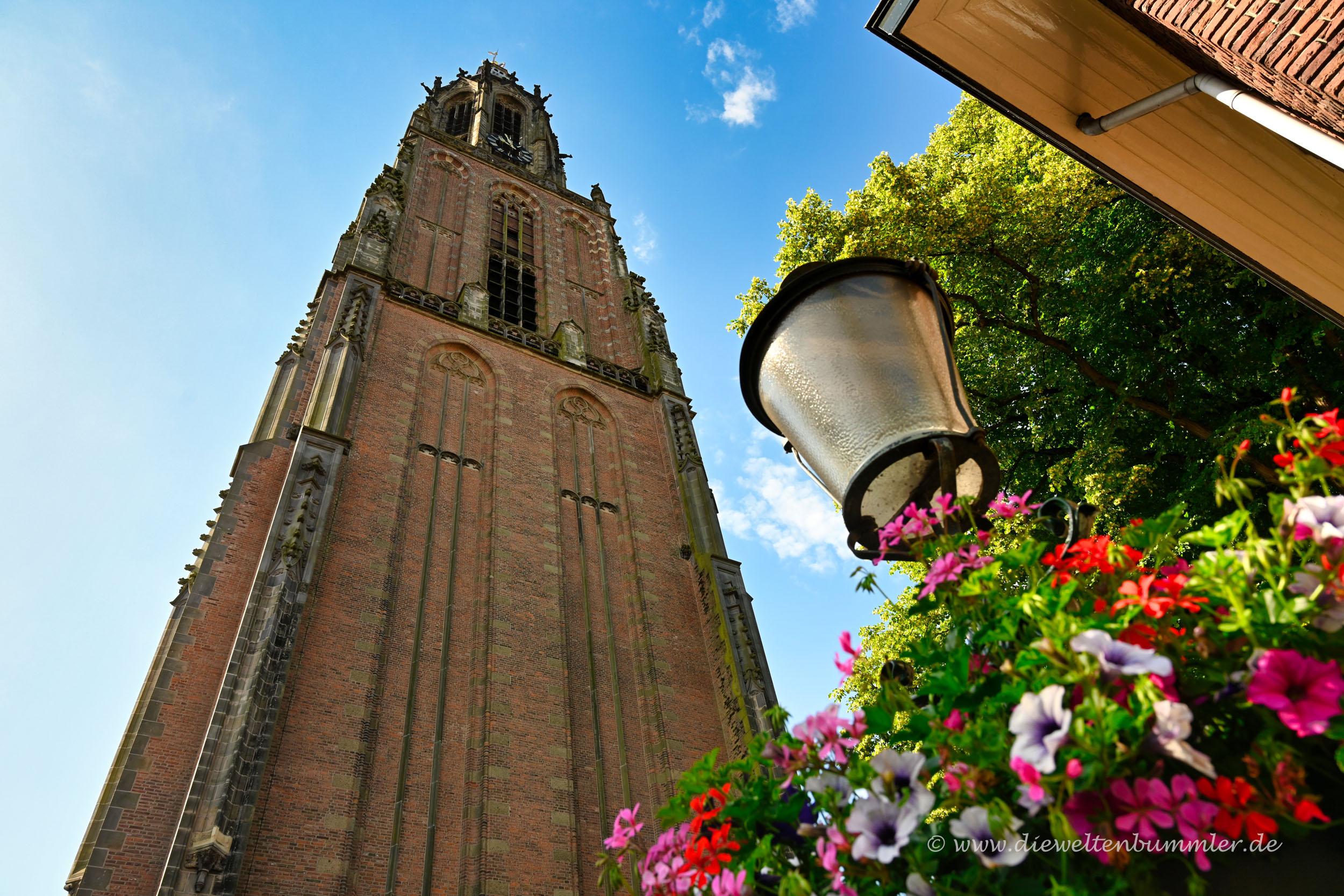Kirchturm in Amersfoort