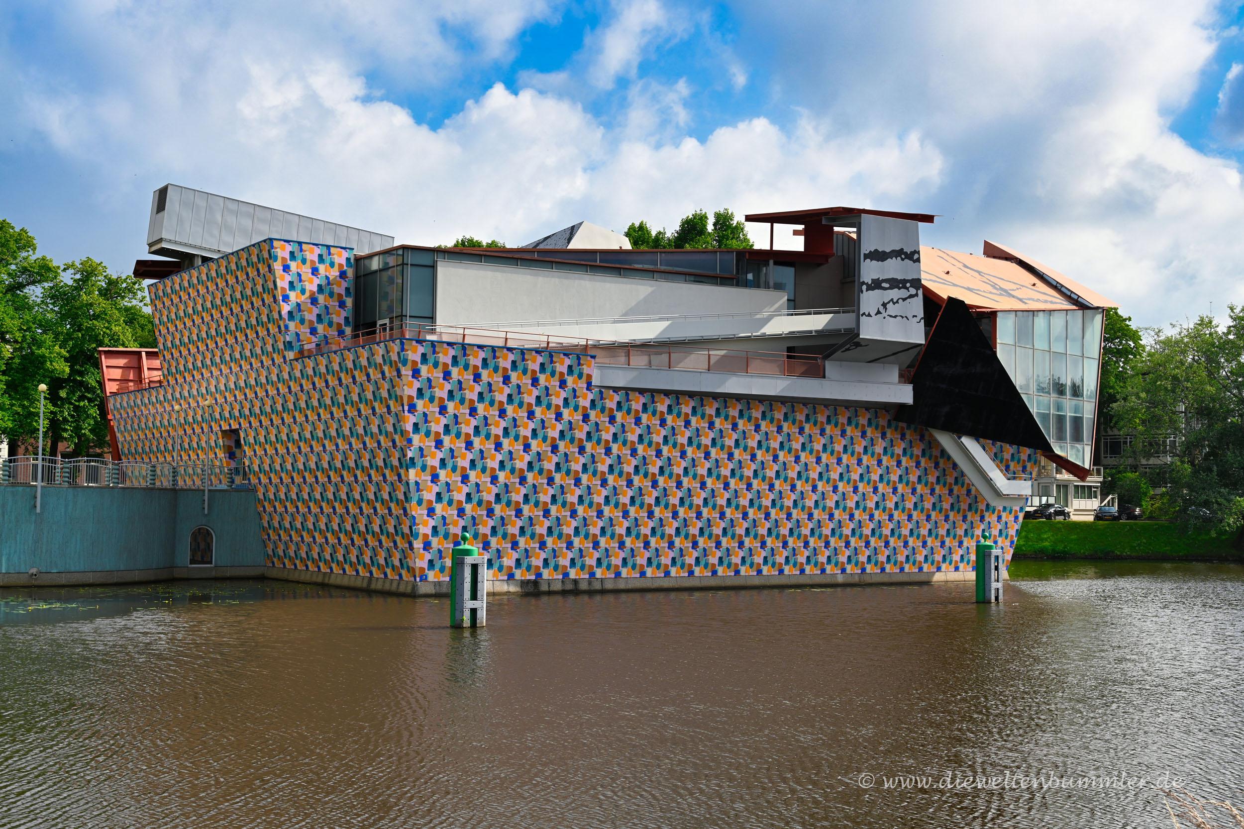 Museum in Groningen