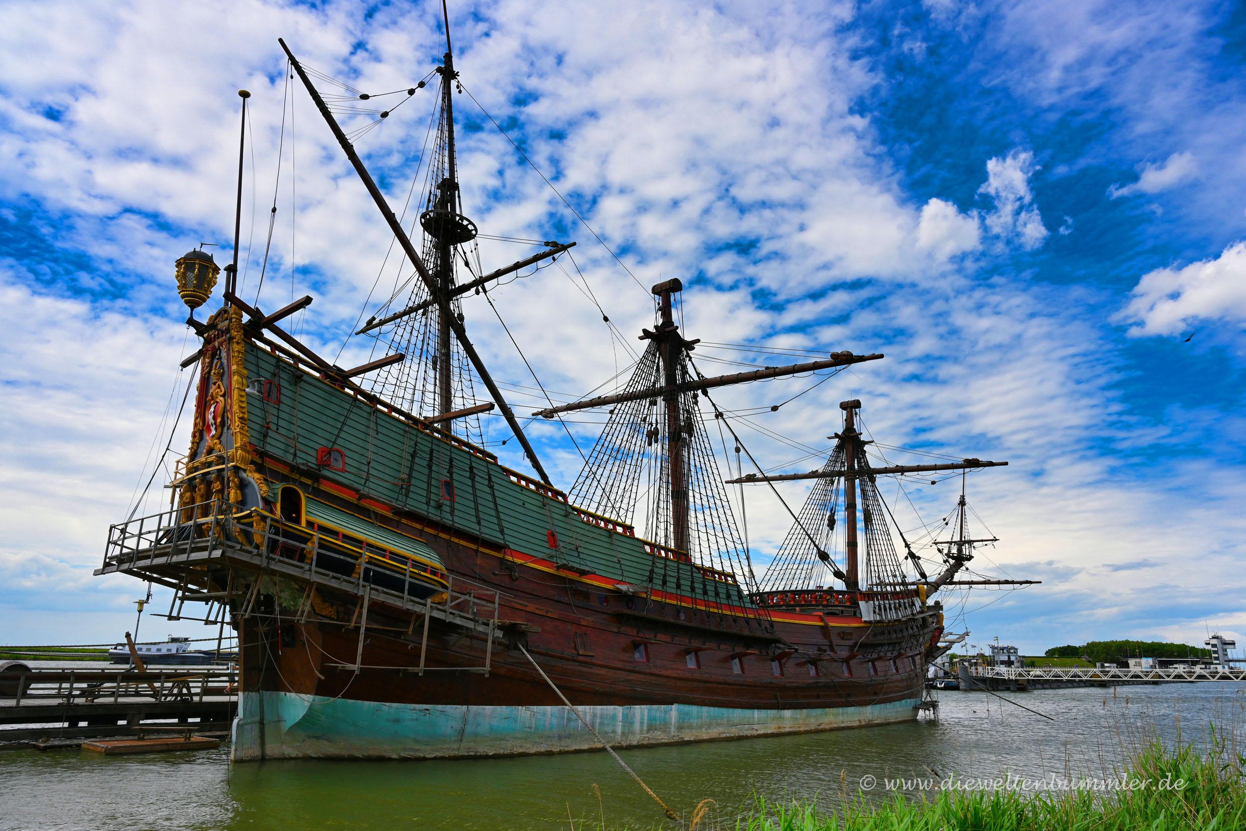 Museumsschiff Batavia