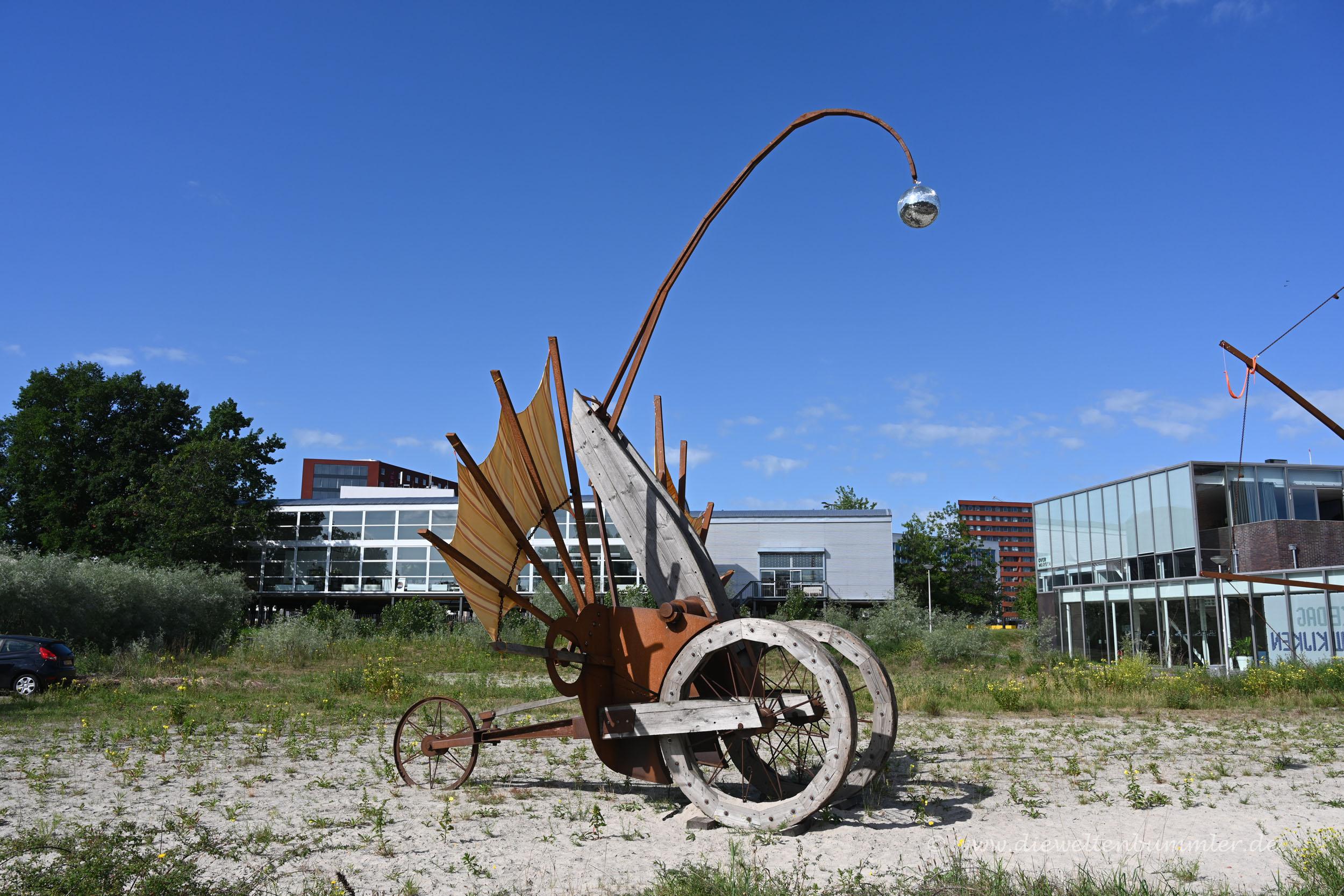 Skulptur in Amersfoort