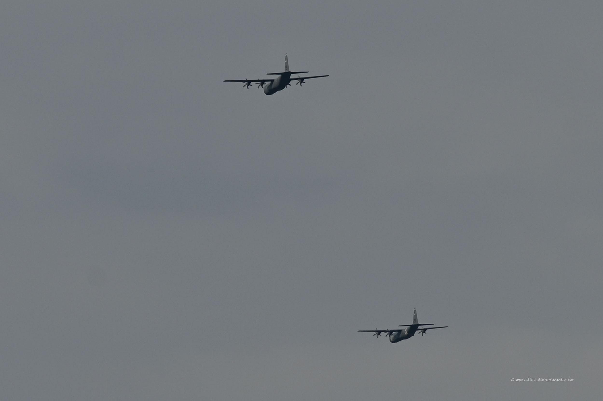 US-Militärflugzeuge