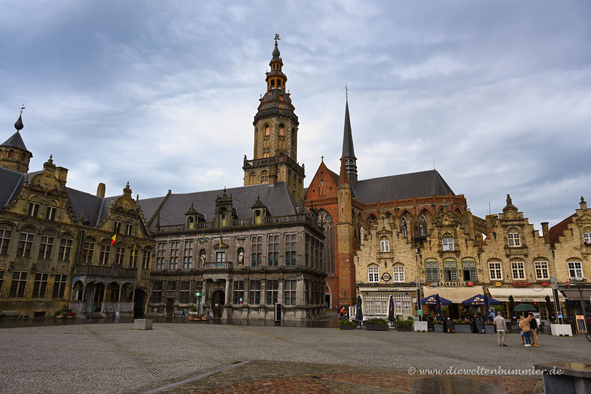 Altstadt von Veurne