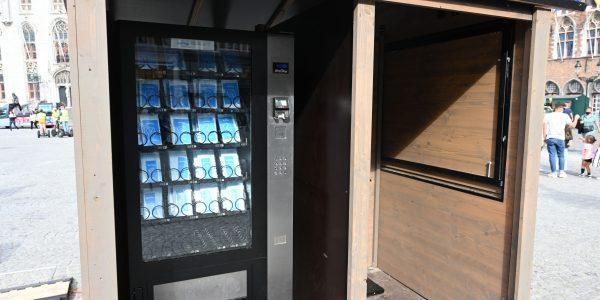 Automat für Masken