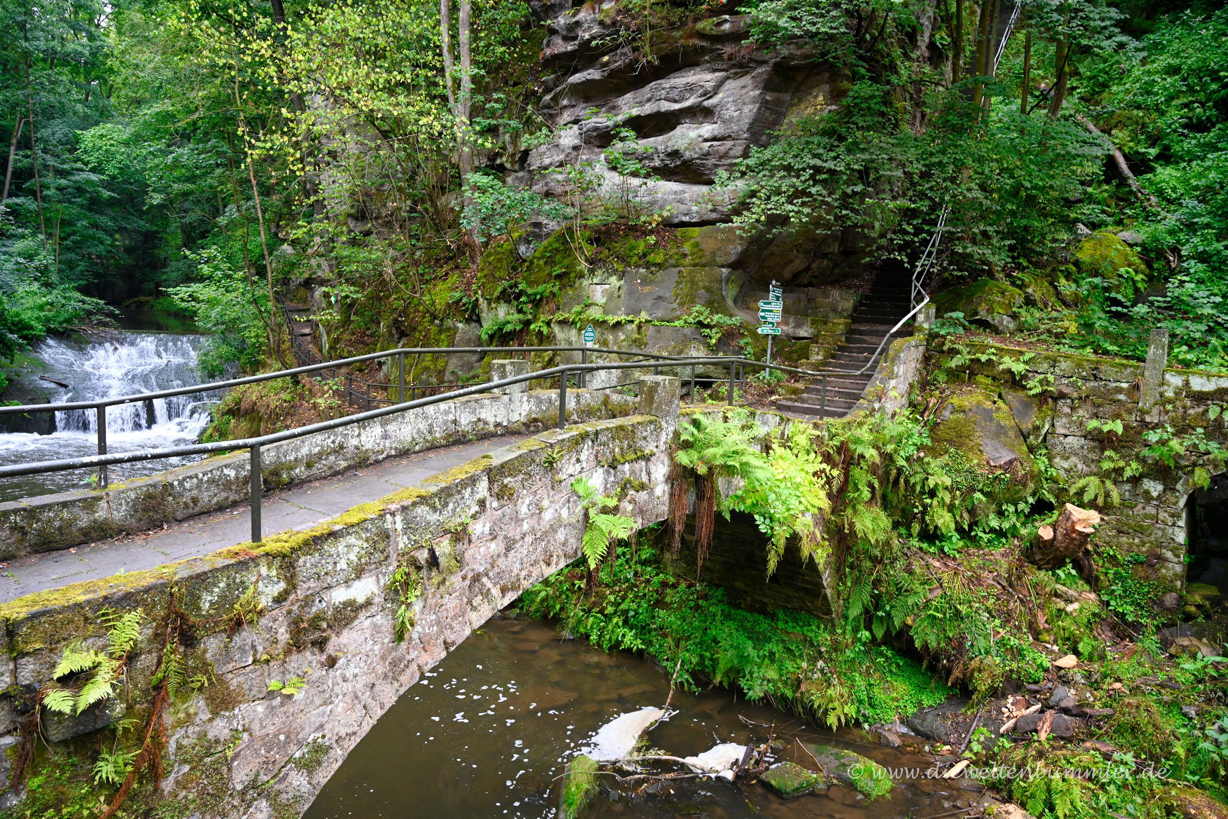 Brücke am Malerweg