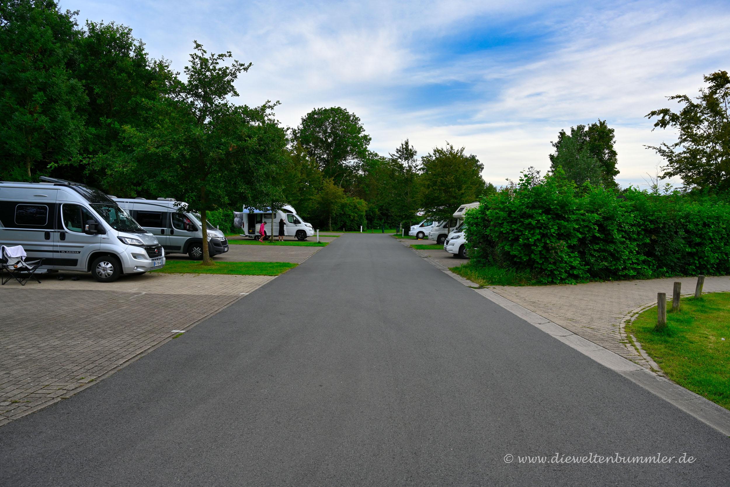 Campingplatz Ypern