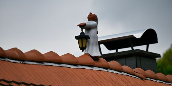 Dachfigur