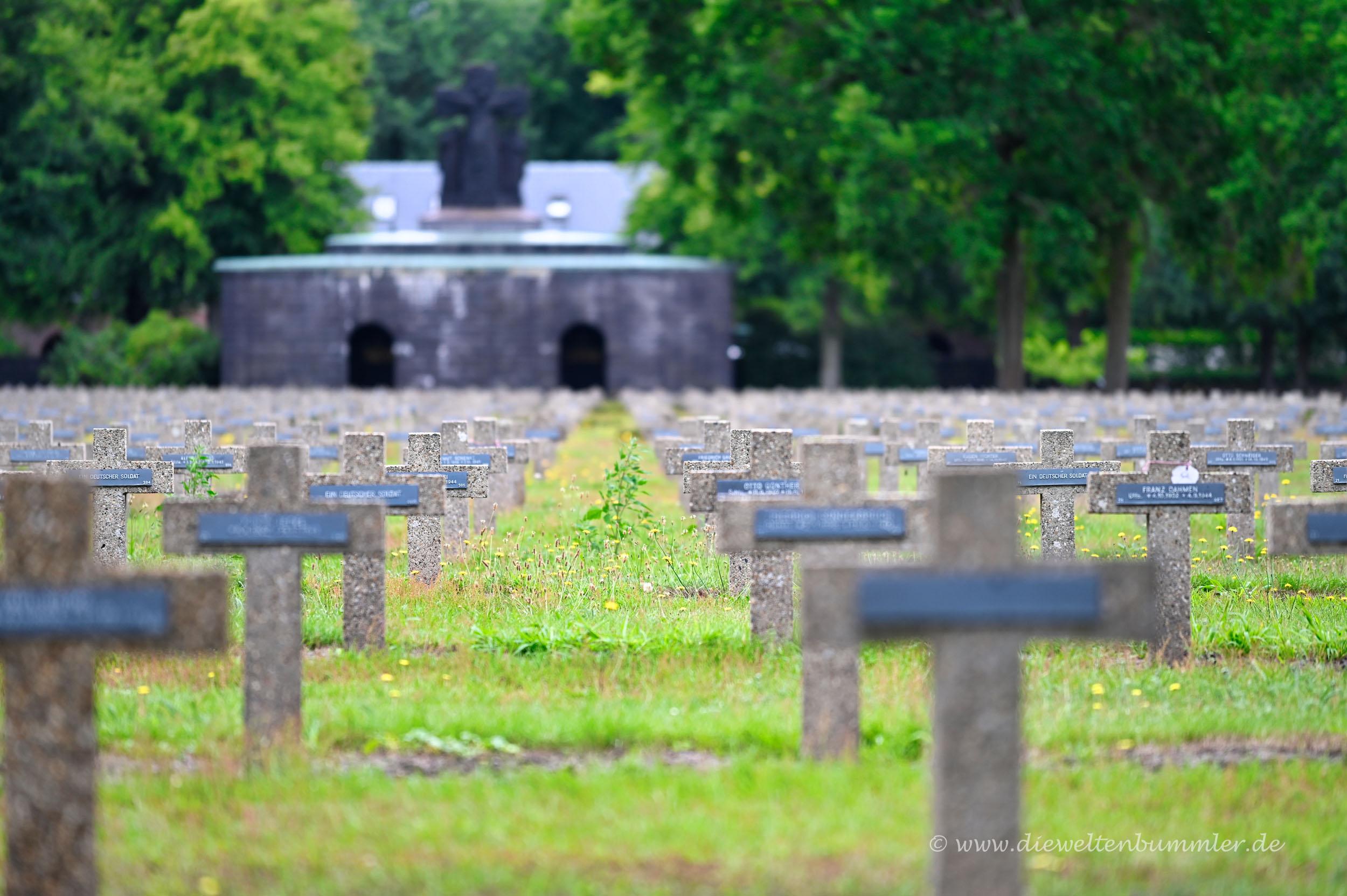Deutscher Soldatenfriedhof