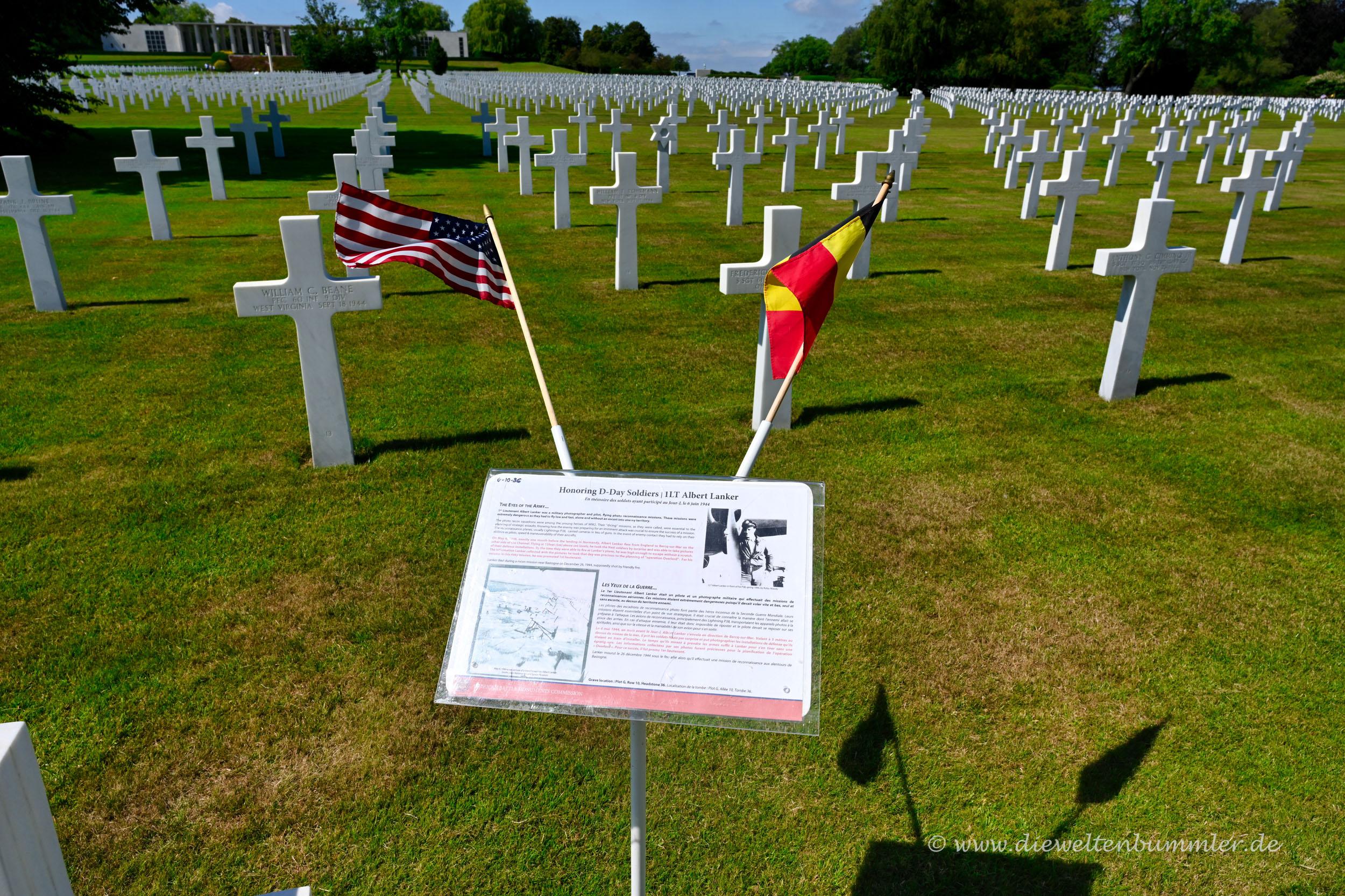 Gedenken an die Soldaten