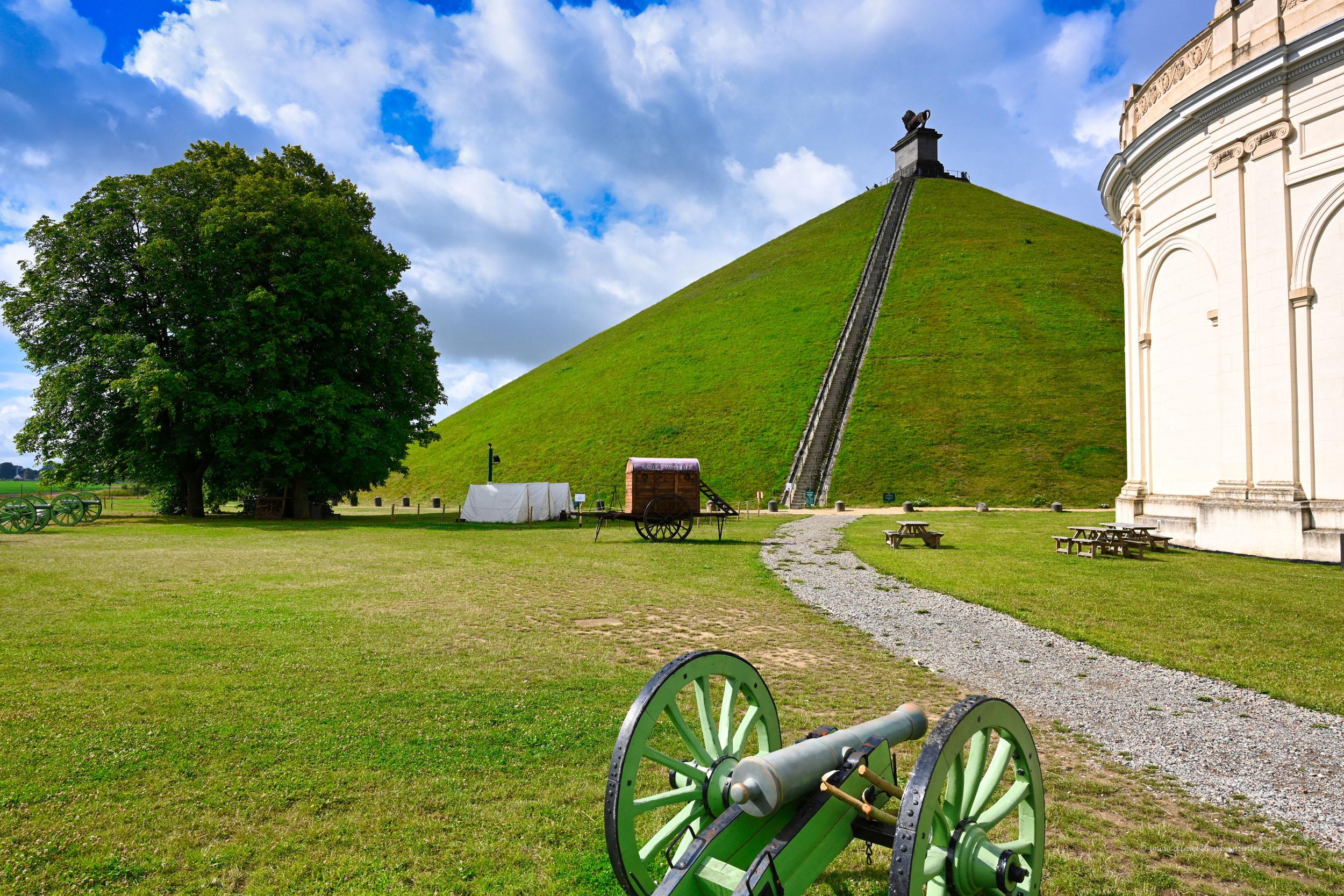 Hügel von Waterloo