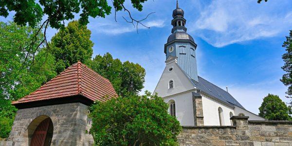 Kirche Reinhardtsdorf
