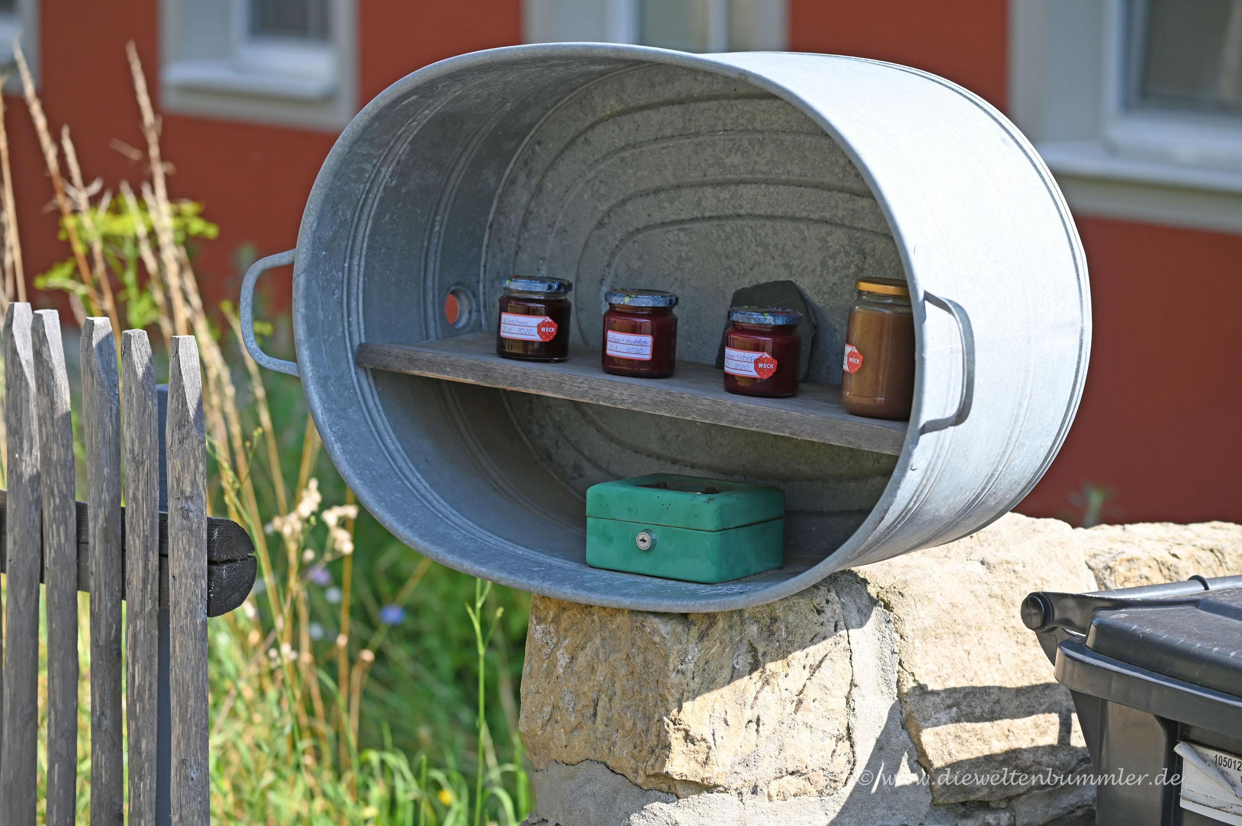 Marmelade auf Vertrauensbasis