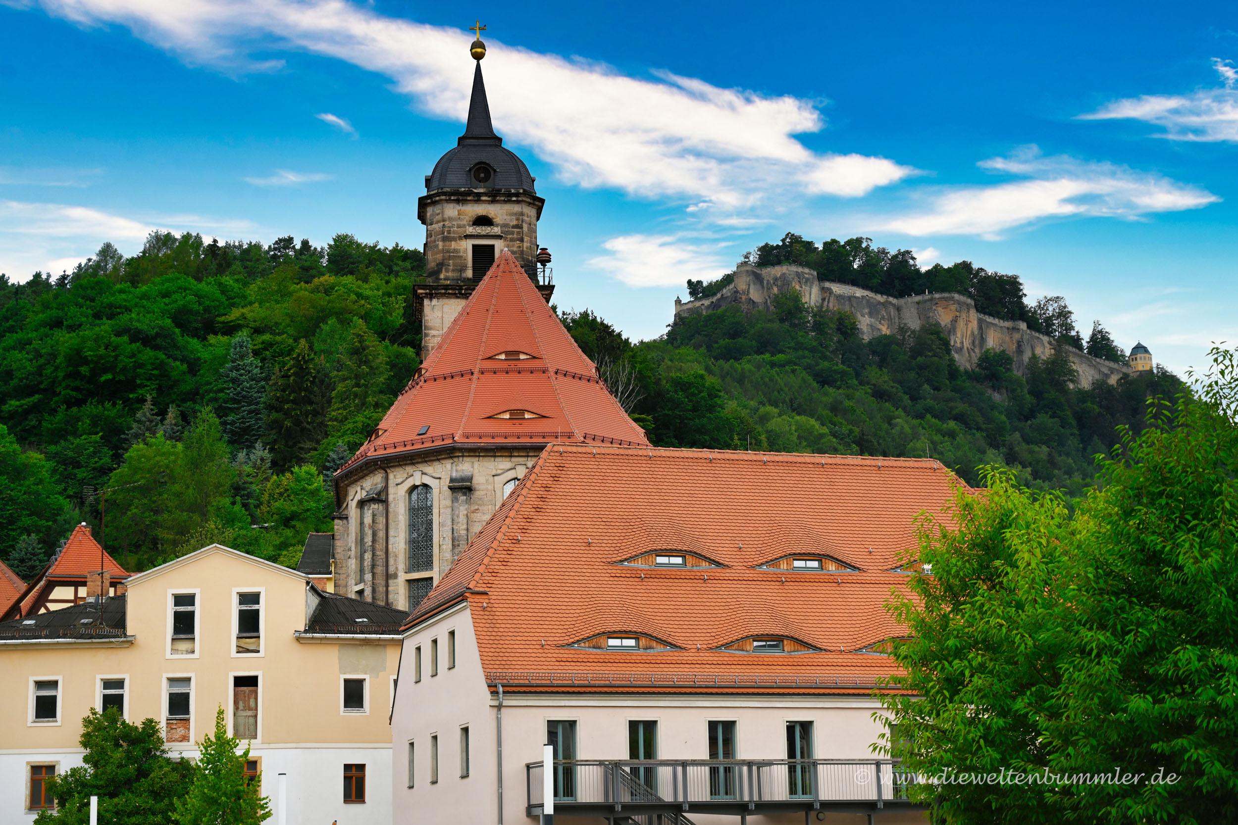 Ortschaft Königstein