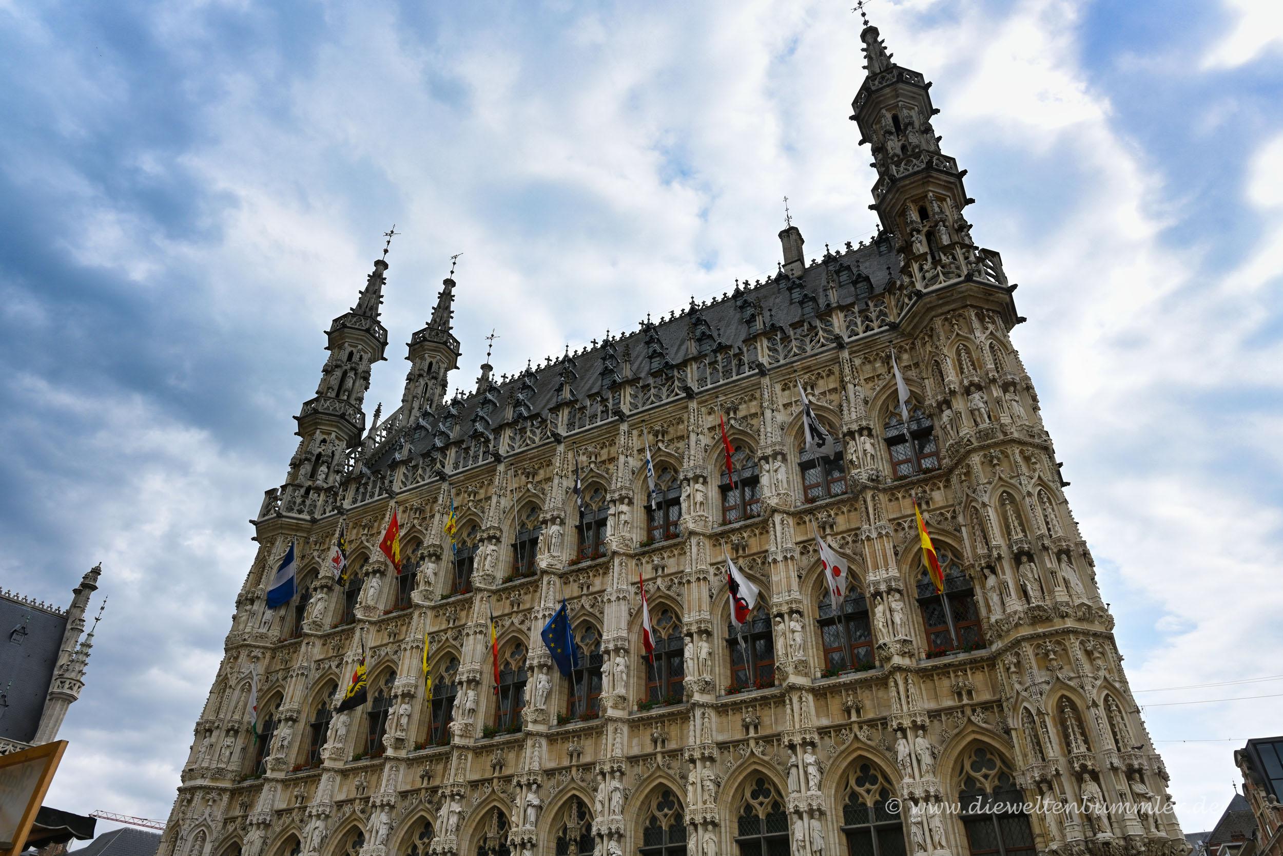 Rathaus von Leuven