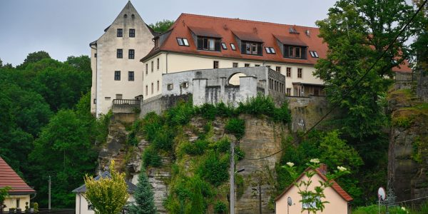 Schloss in Lohmen
