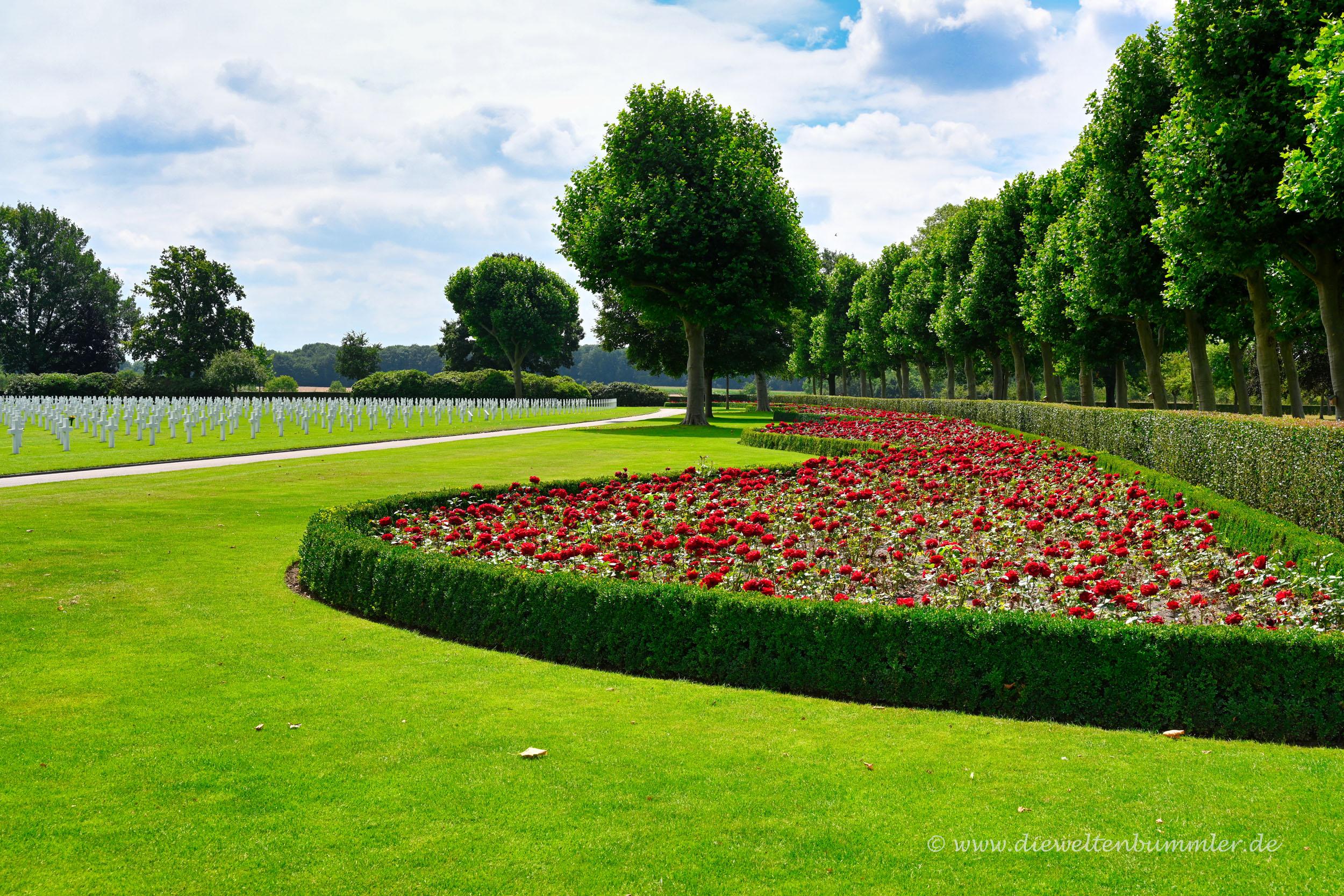 Soldatenfriedhof bei Maastricht