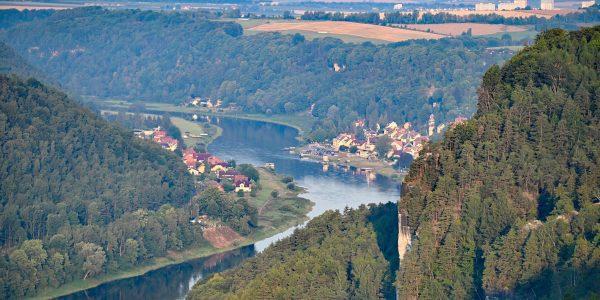 Stadt Wehlen an der Elbe