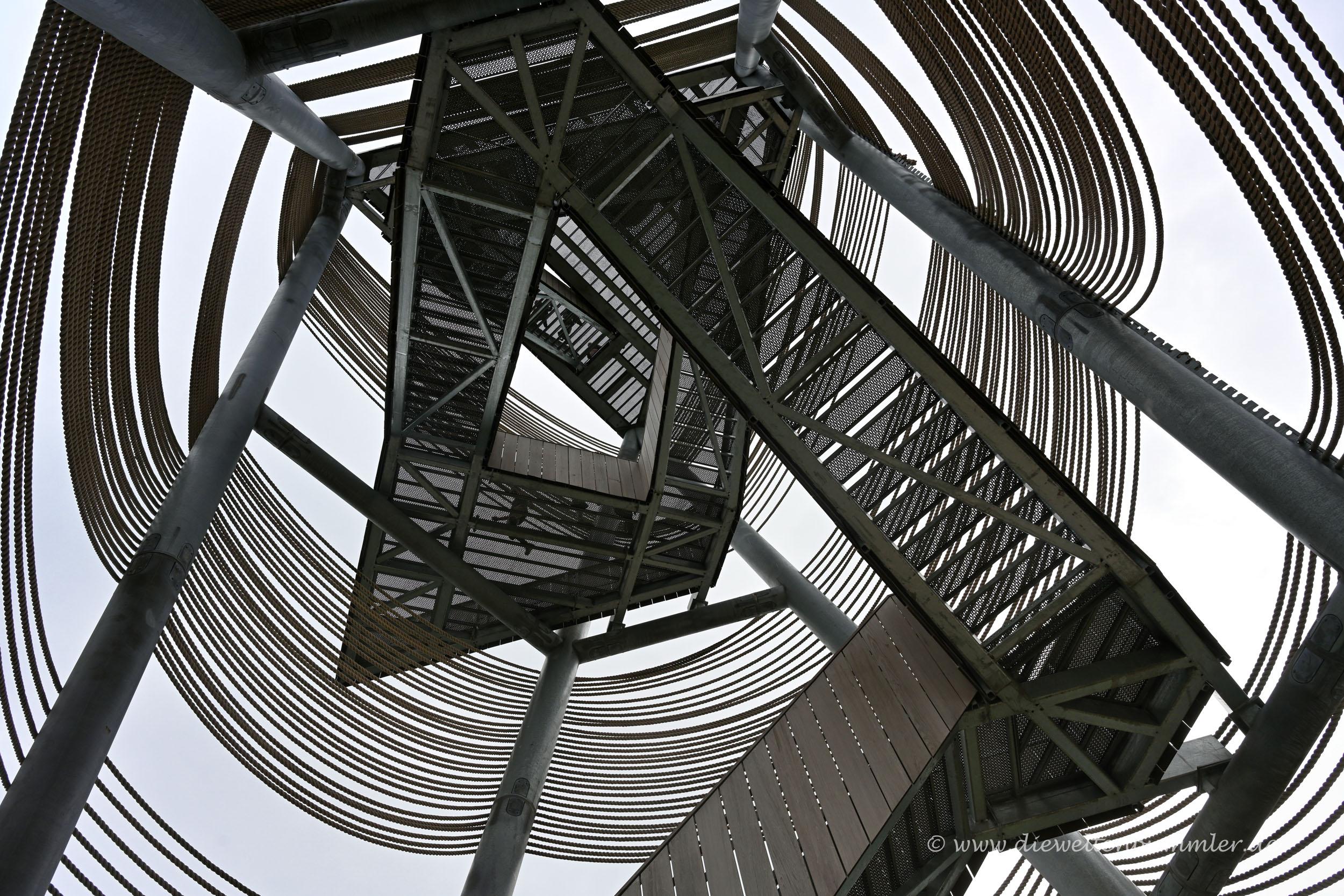 Turm mit Seil