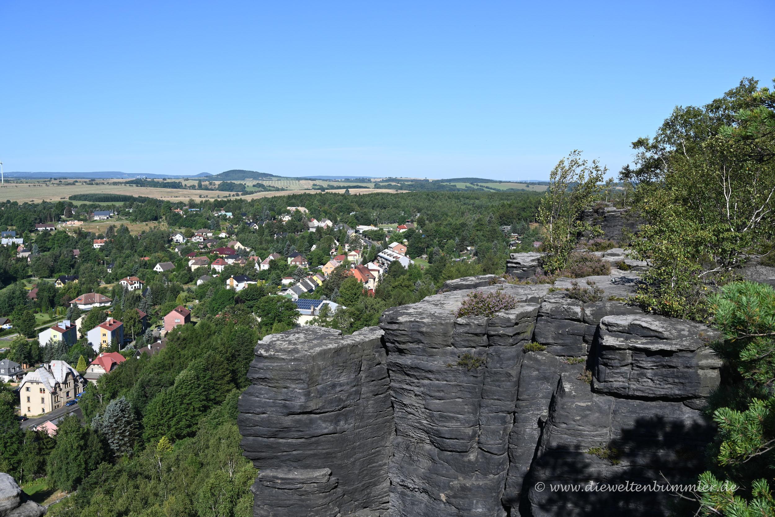 Tyssa in Tschechien