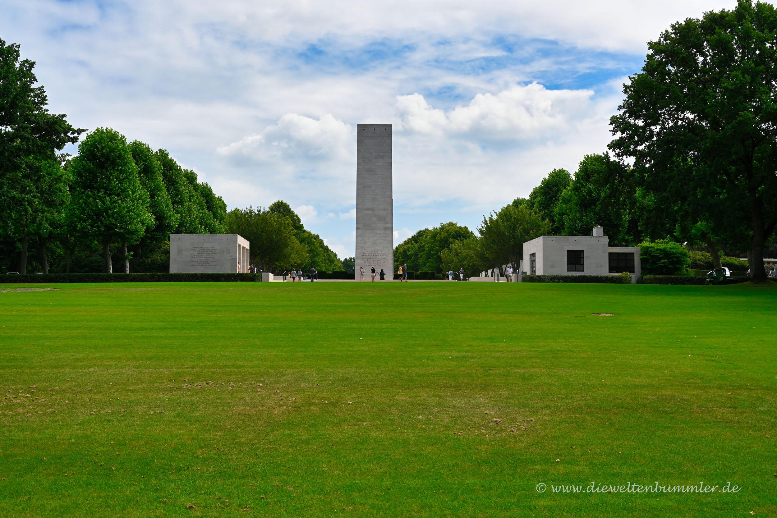 US-Soldatenfriedhof in der Niederlande