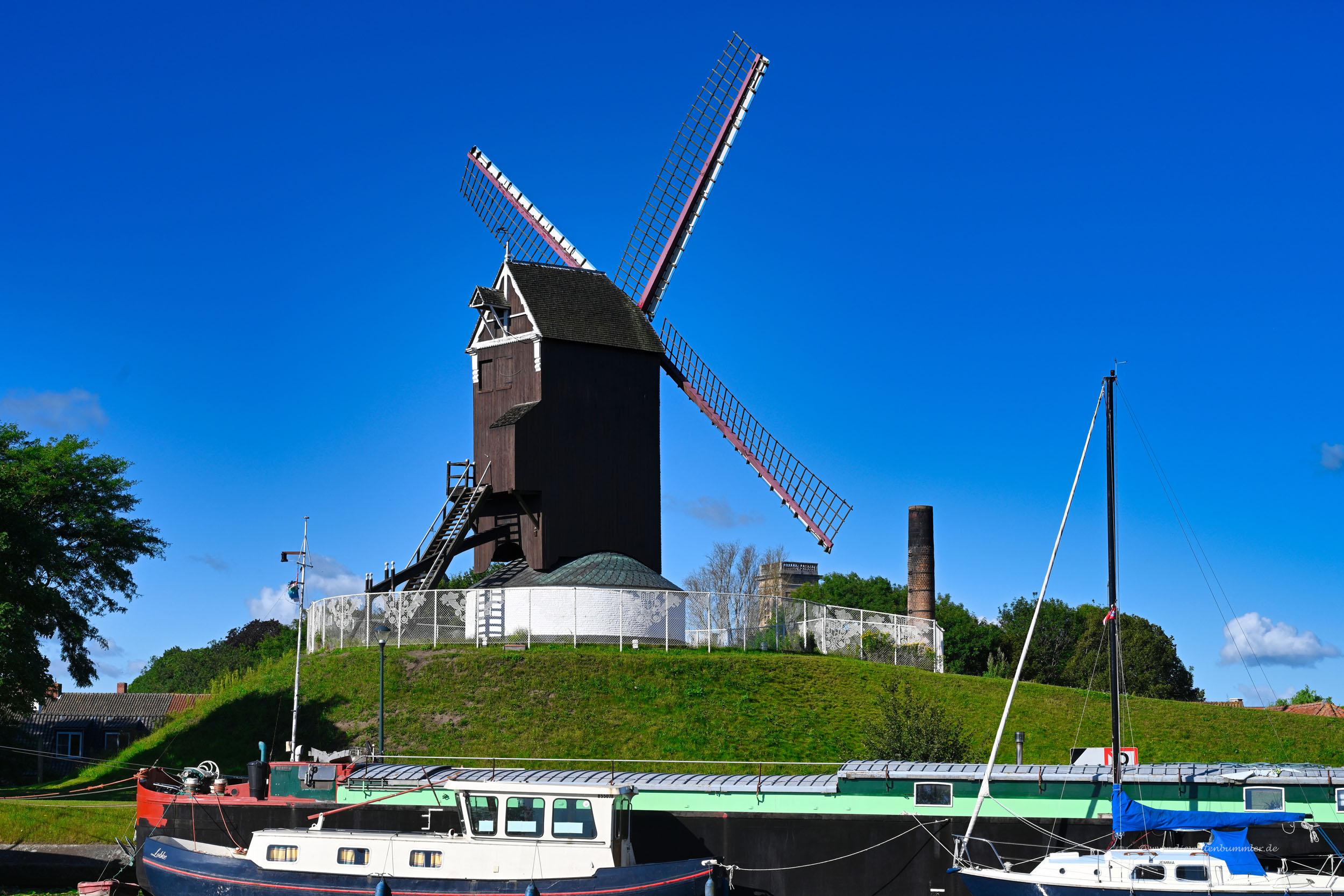 Vierte Windmühle