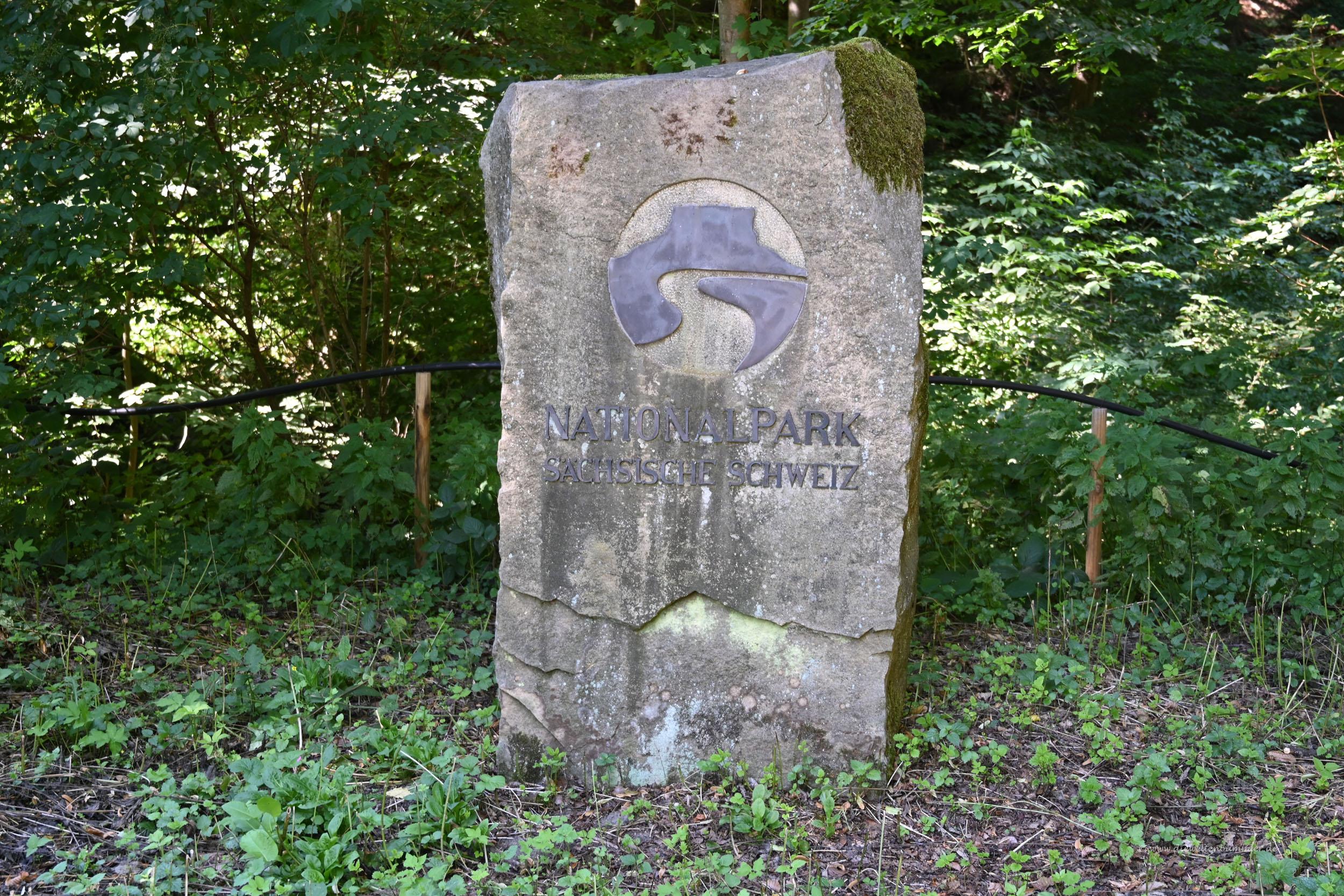 Zugang zum Nationalpark