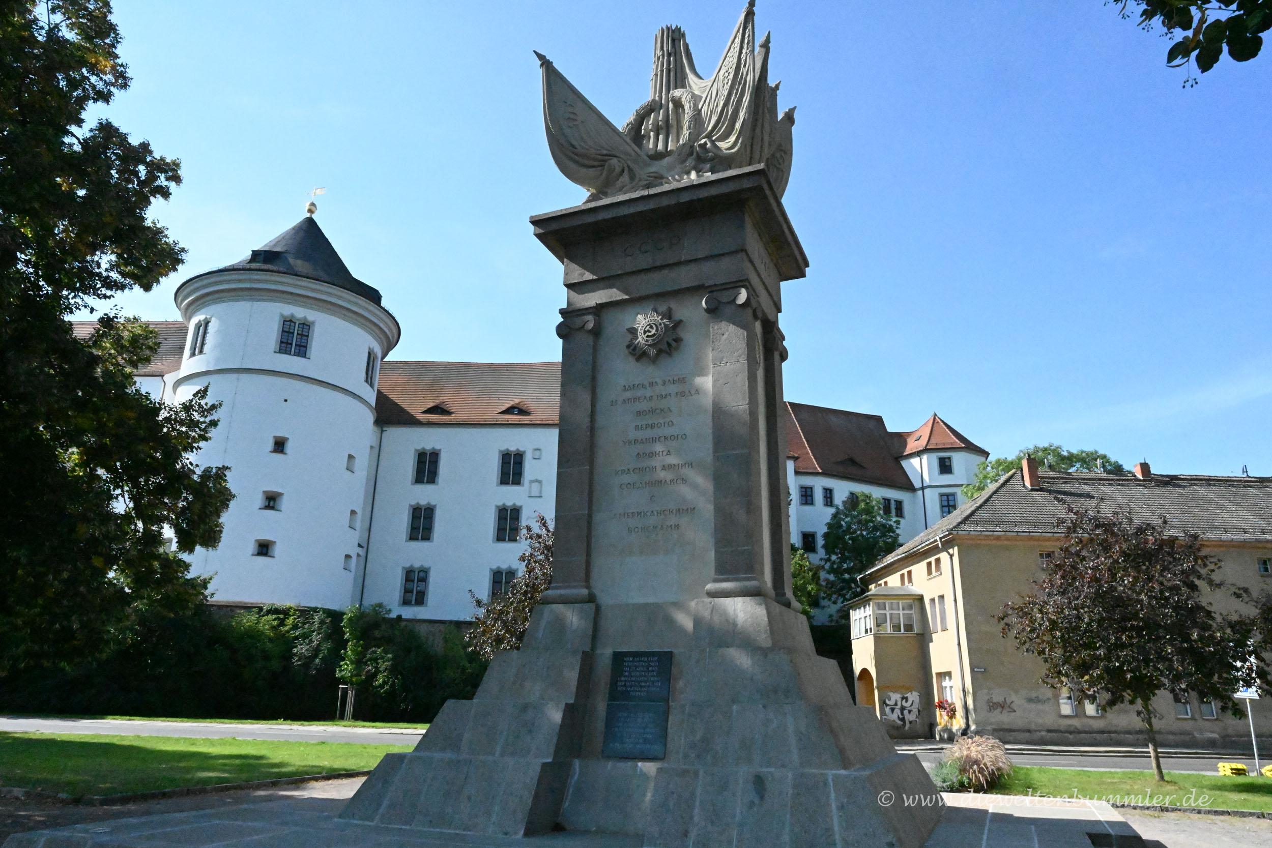 Denkmal in Torgau