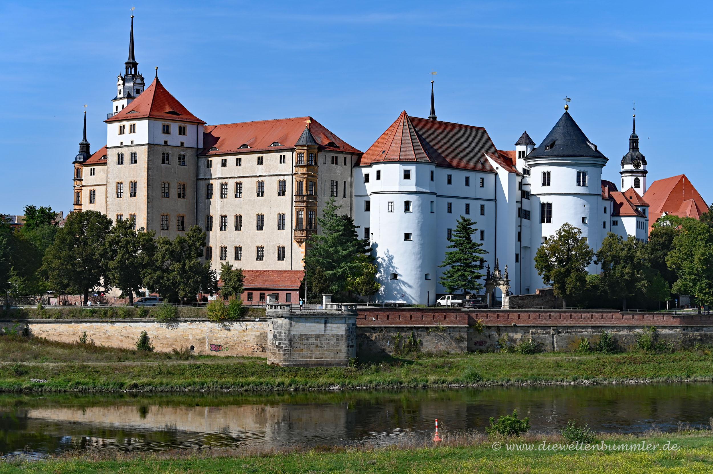 Schloss in Torgau