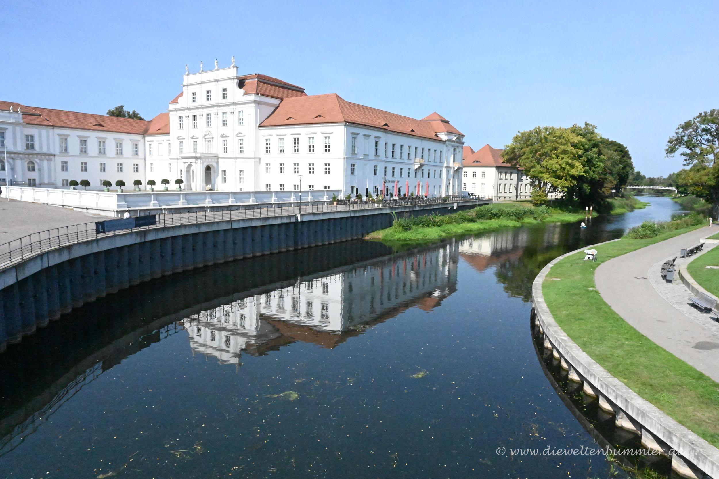 Schloss in Oranienburg