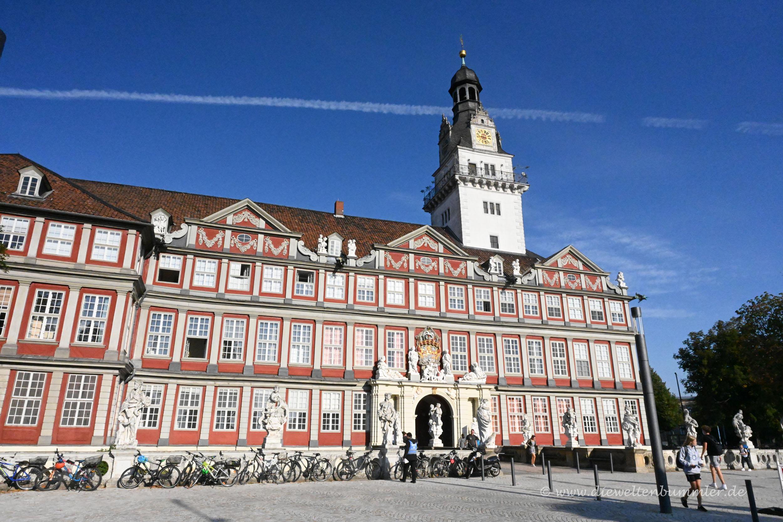 Schloss in Wolfenbüttel