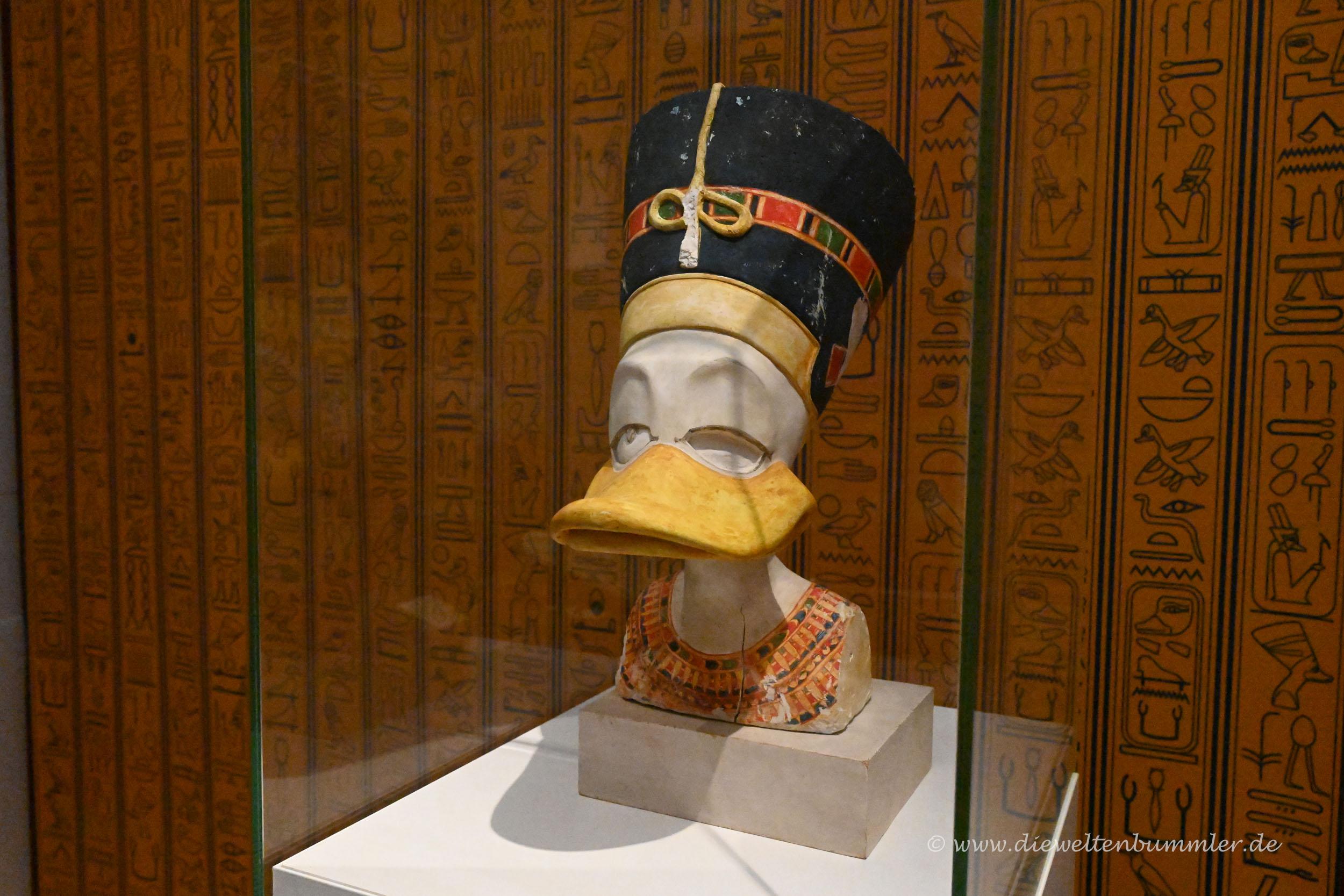 Königin Duckfretete