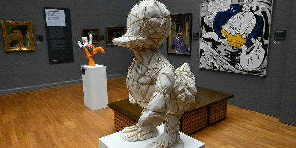 Ausstellung Duckomenta in Hannover