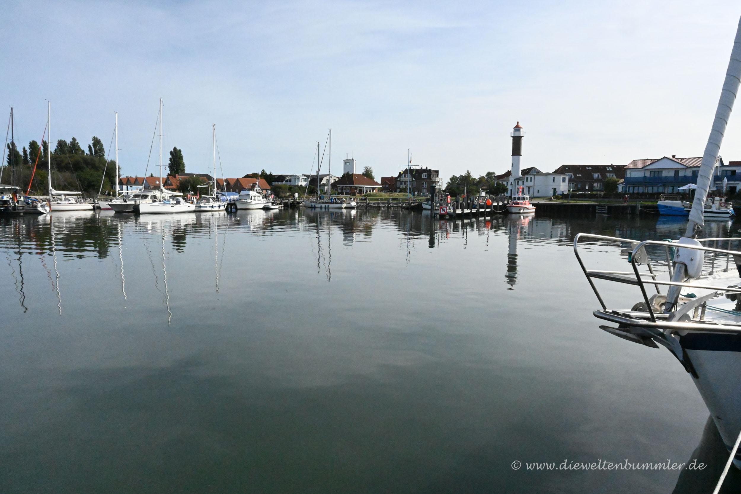 Ostsee an der Insel Poel
