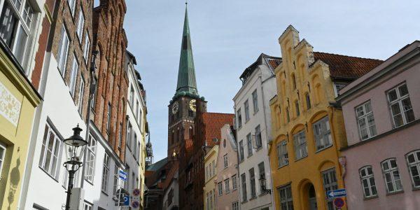 Altstadt in Lübeck